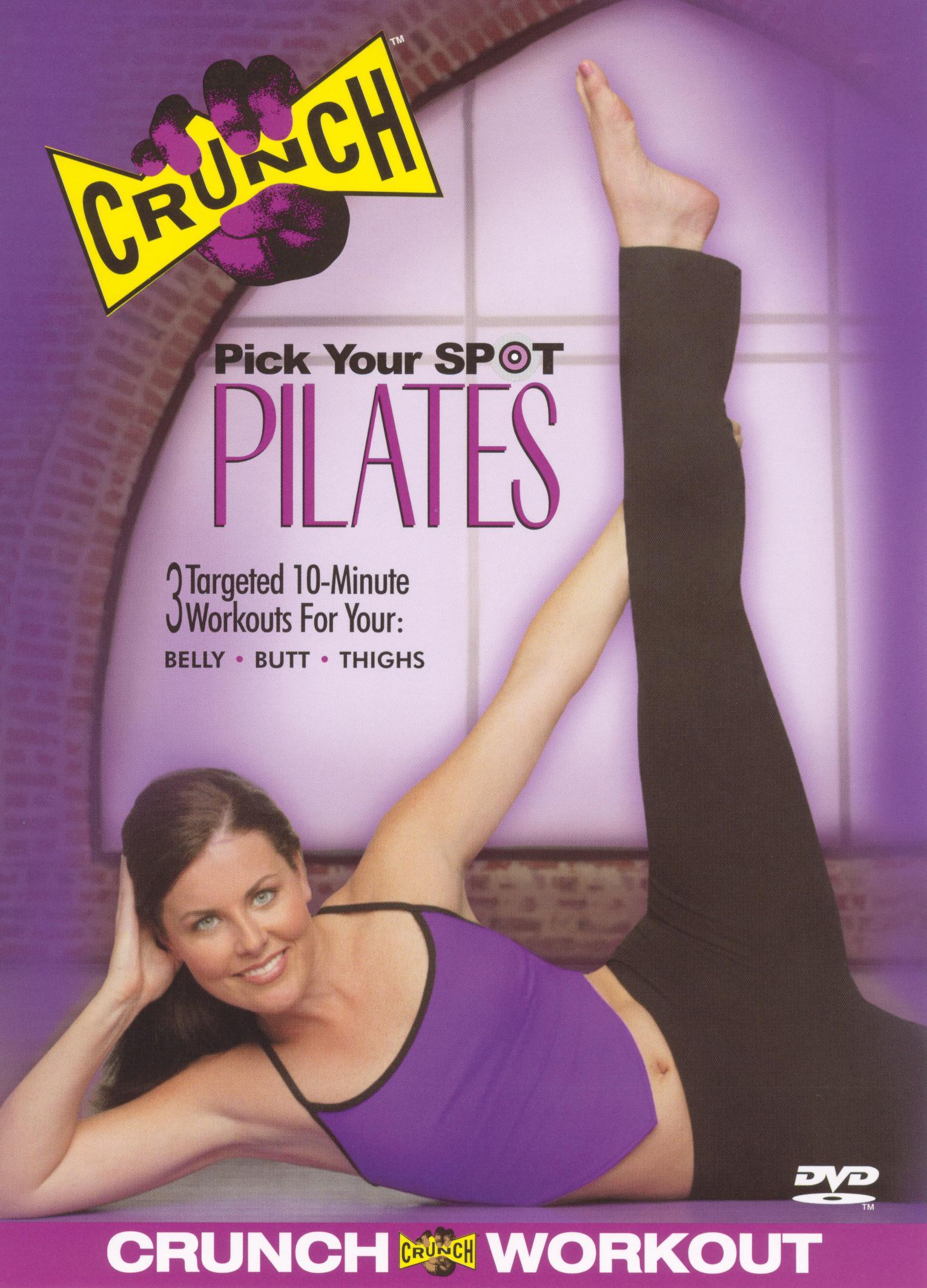 Crunch: Pick Your Spot Pilates