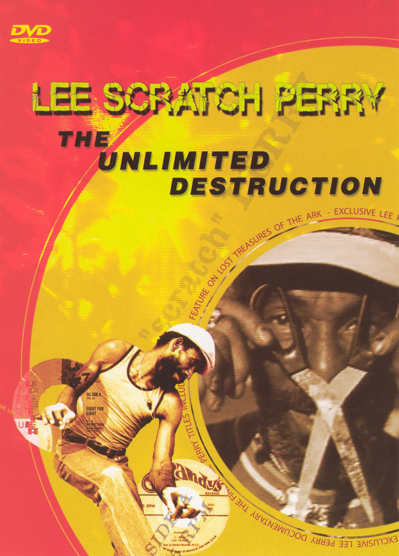 Lee Scratch Perry: The Unlimited Destruction