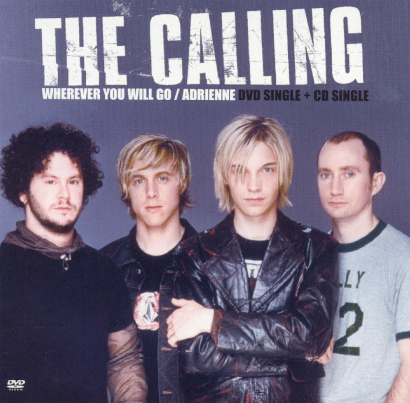 The Calling: Adrienne/Wherever You Will Go [DVD Single]