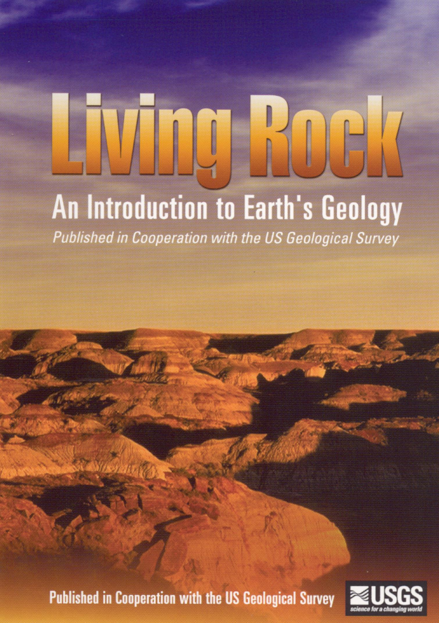 Living Rock: An Introduction to Earth's Geology