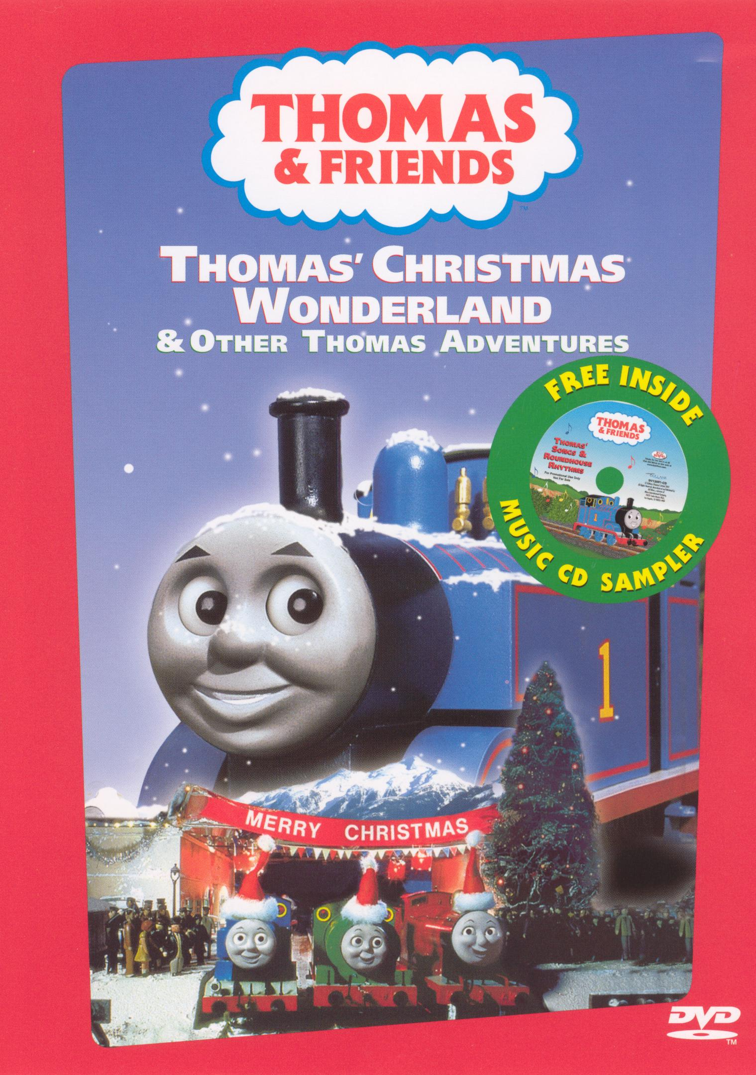 Thomas & Friends: Thomas' Christmas Wonderland