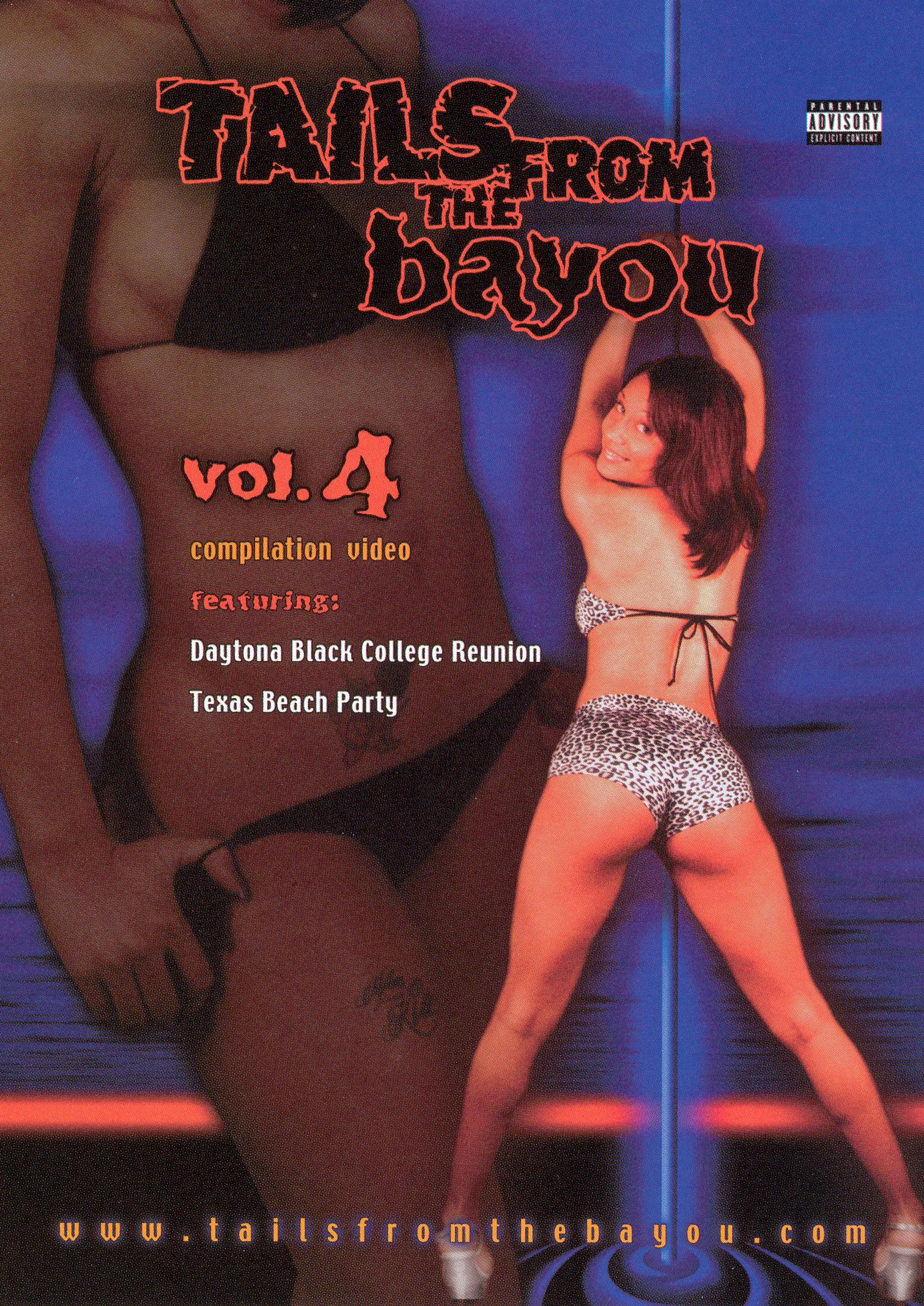 Tails from the Bayou, Vol. 4