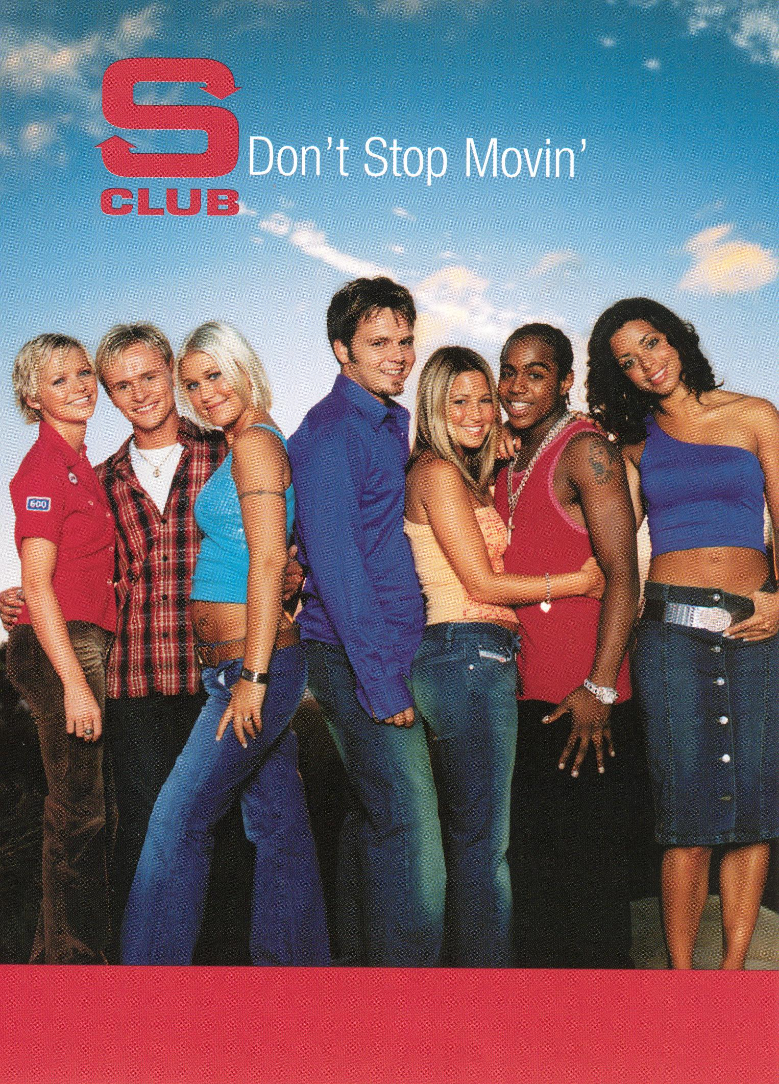 S Club: Don't Stop Movin' [DVD Single]