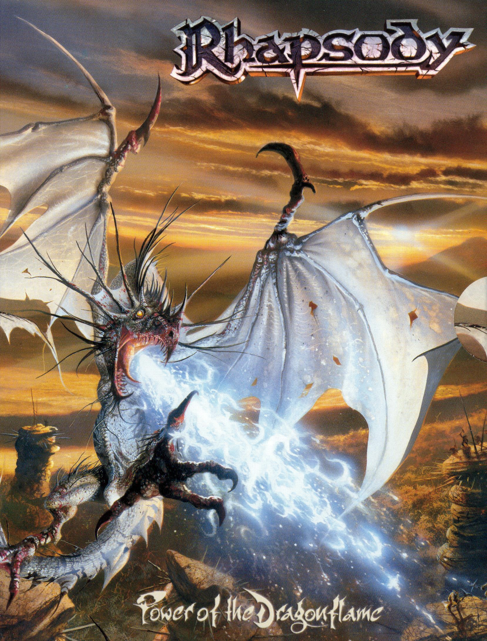 Rhapsody: Power of the Dragon Flame