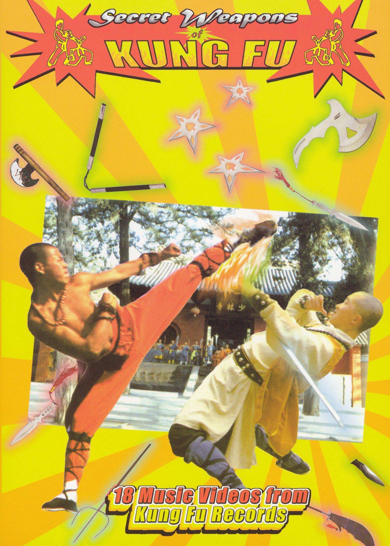 The Secret Weapons of Kung Fu