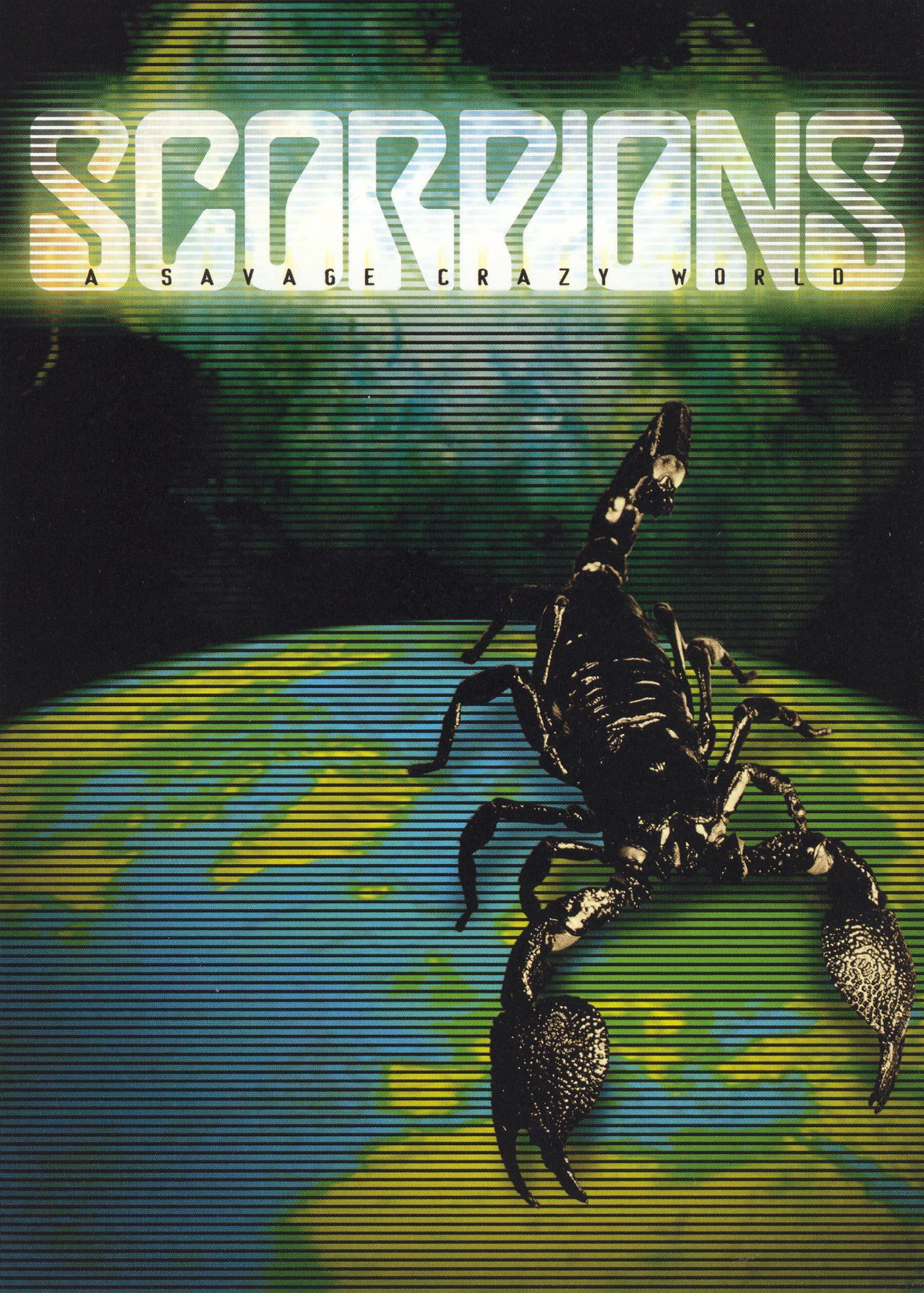 Scorpions: A Savage, Crazy World