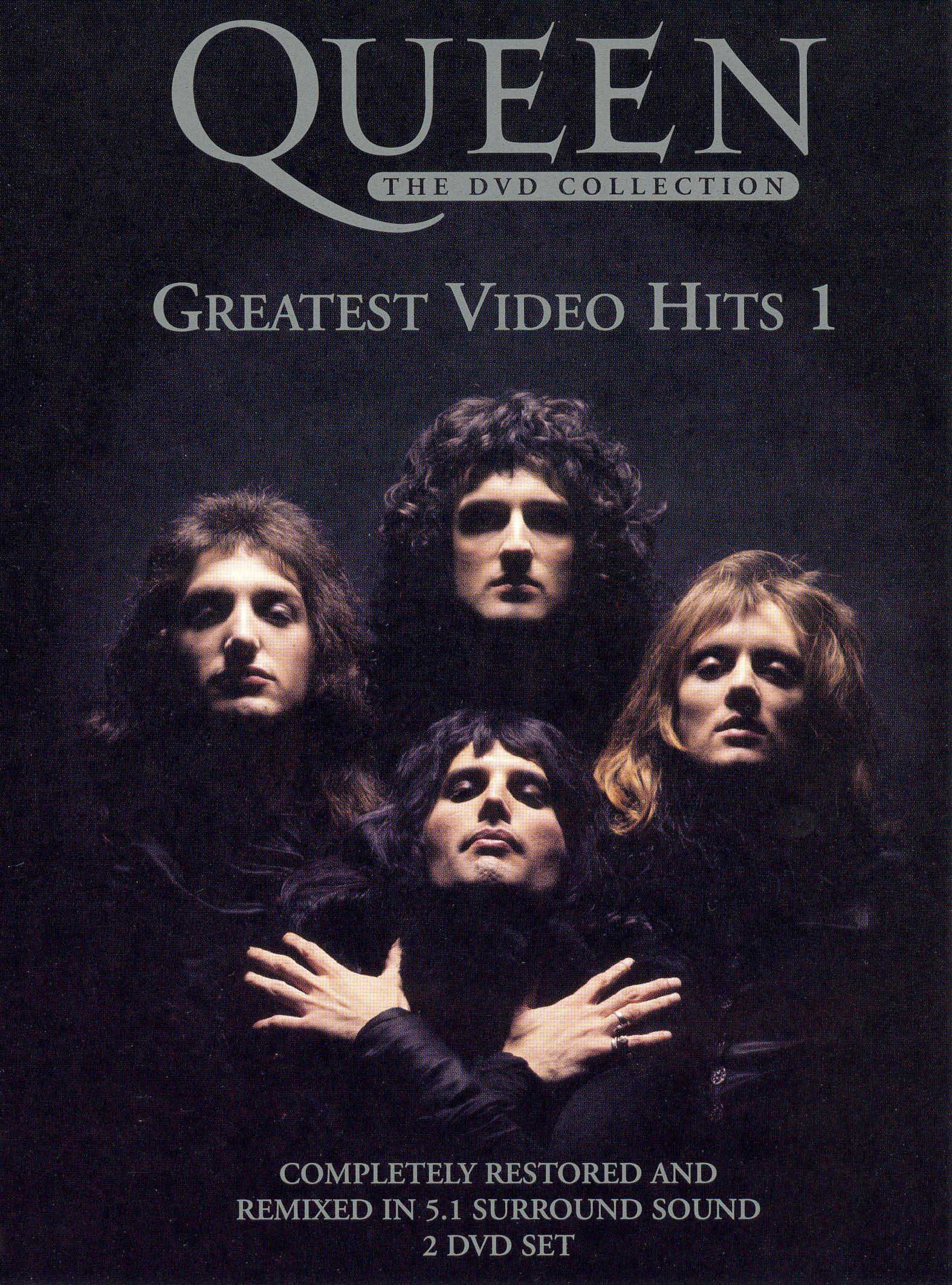 Queen: Greatest Video Hits, Vol. 1