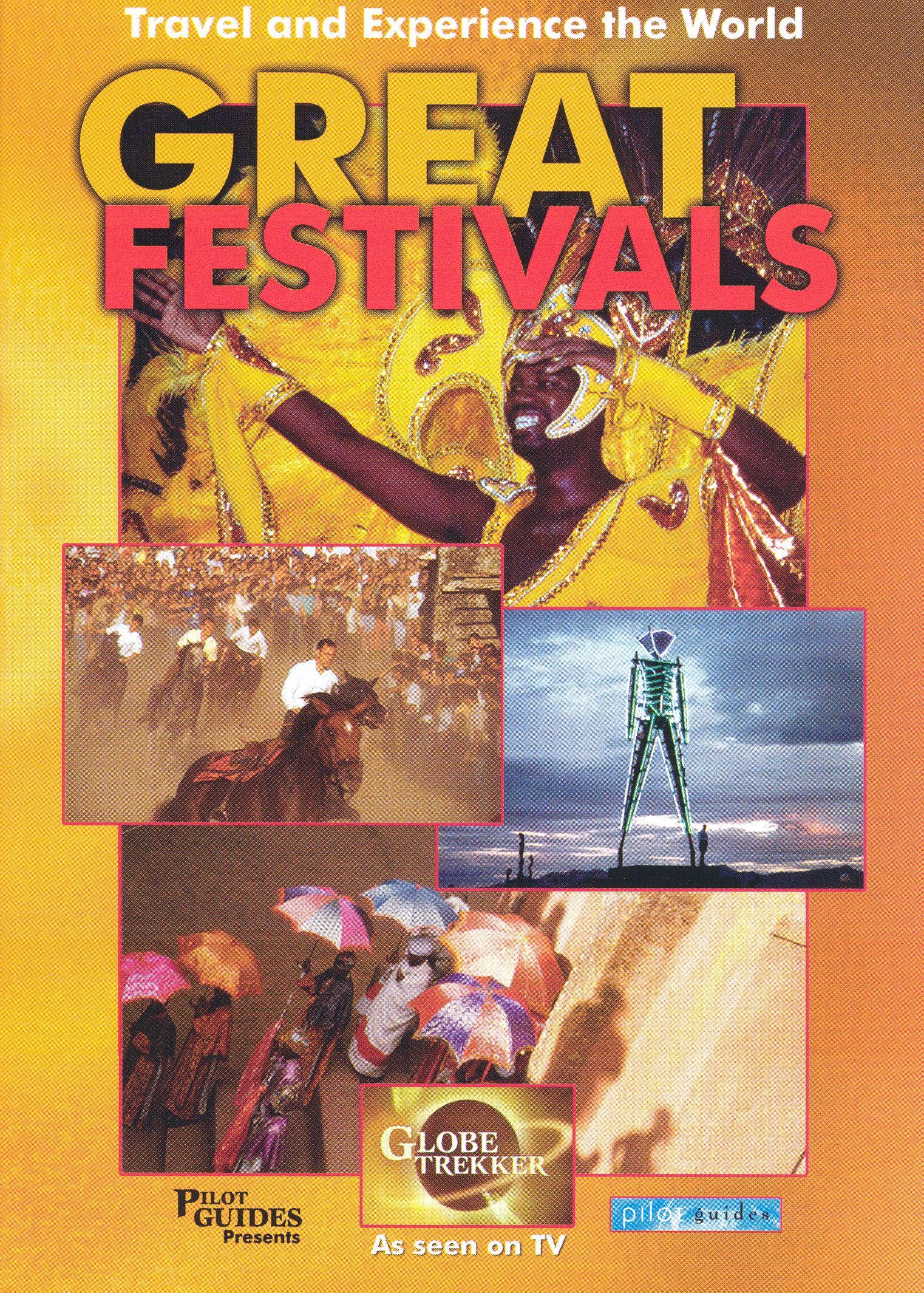 Globe Trekker: Great Festivals