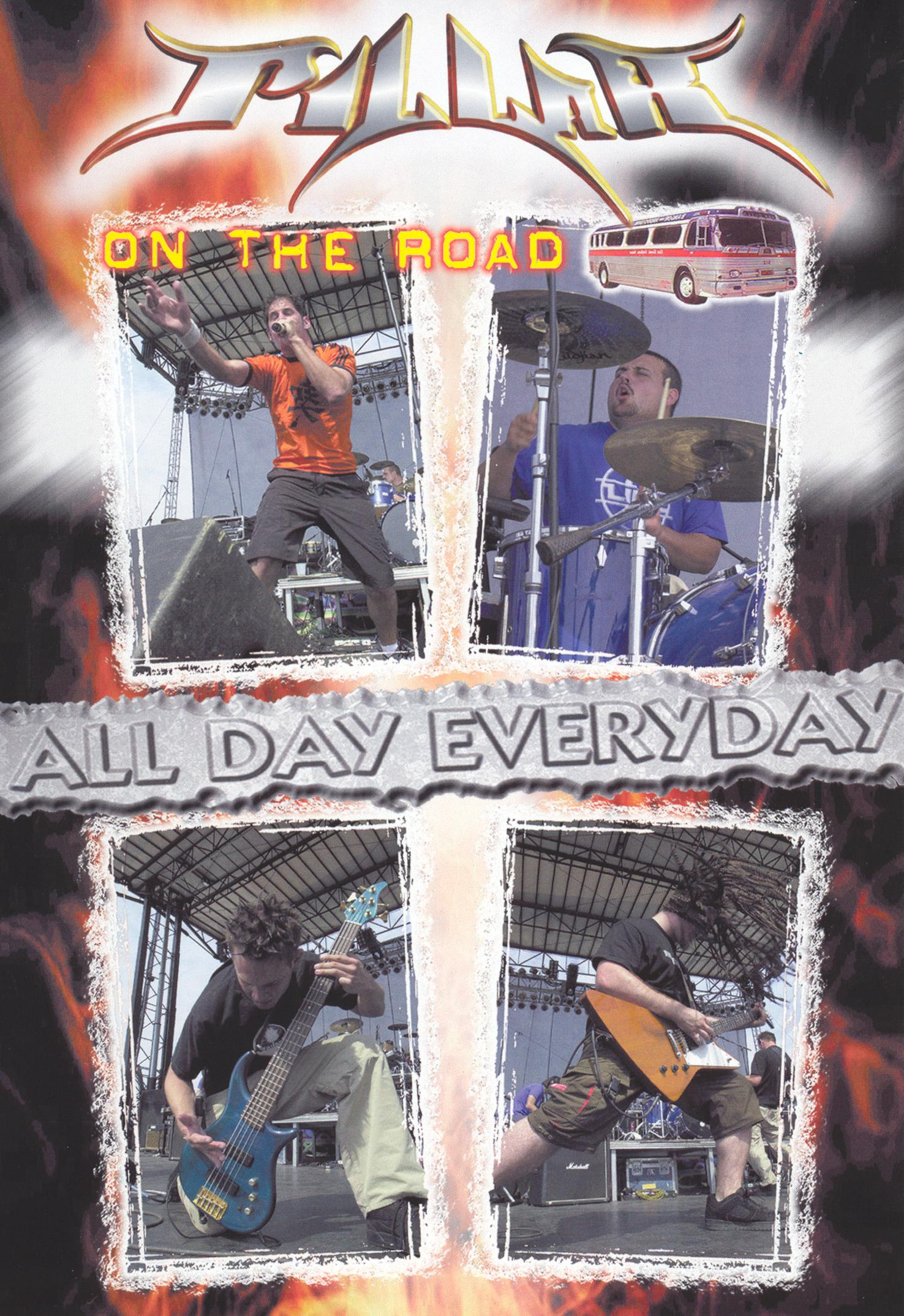 Pillar: All Day Everyday - On the Road