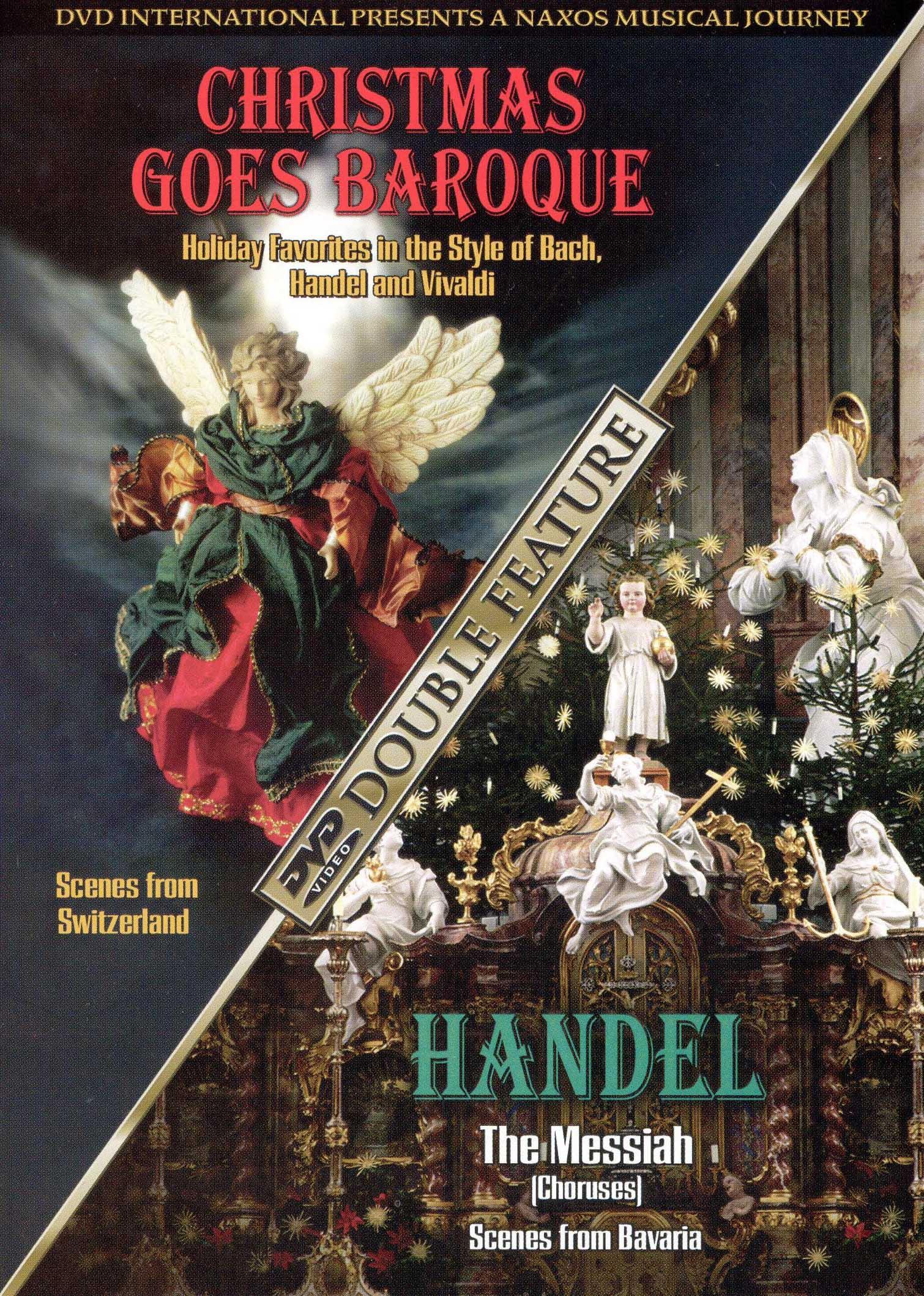 A Naxos Musical Journey: Christmas Goes Baroque - Messiah Choruses
