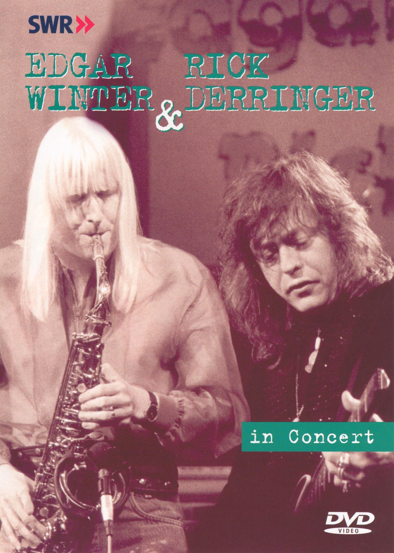 Edgar Winter & Rick Derringer: Live in Japan