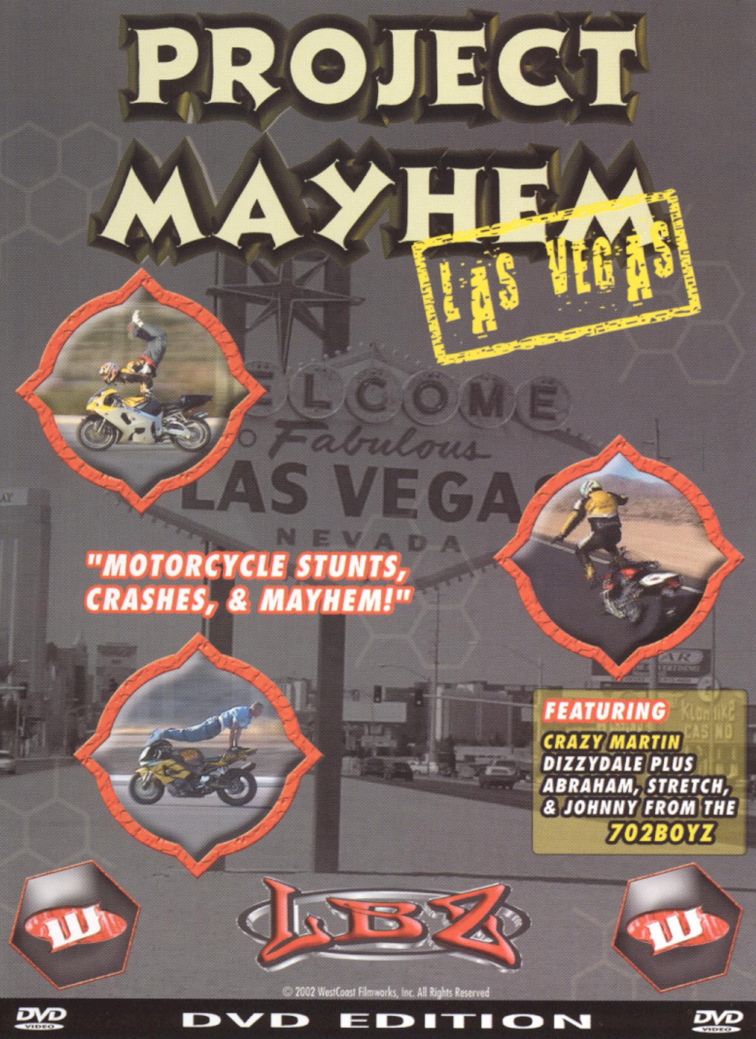 Project Mayhem: Las Vegas