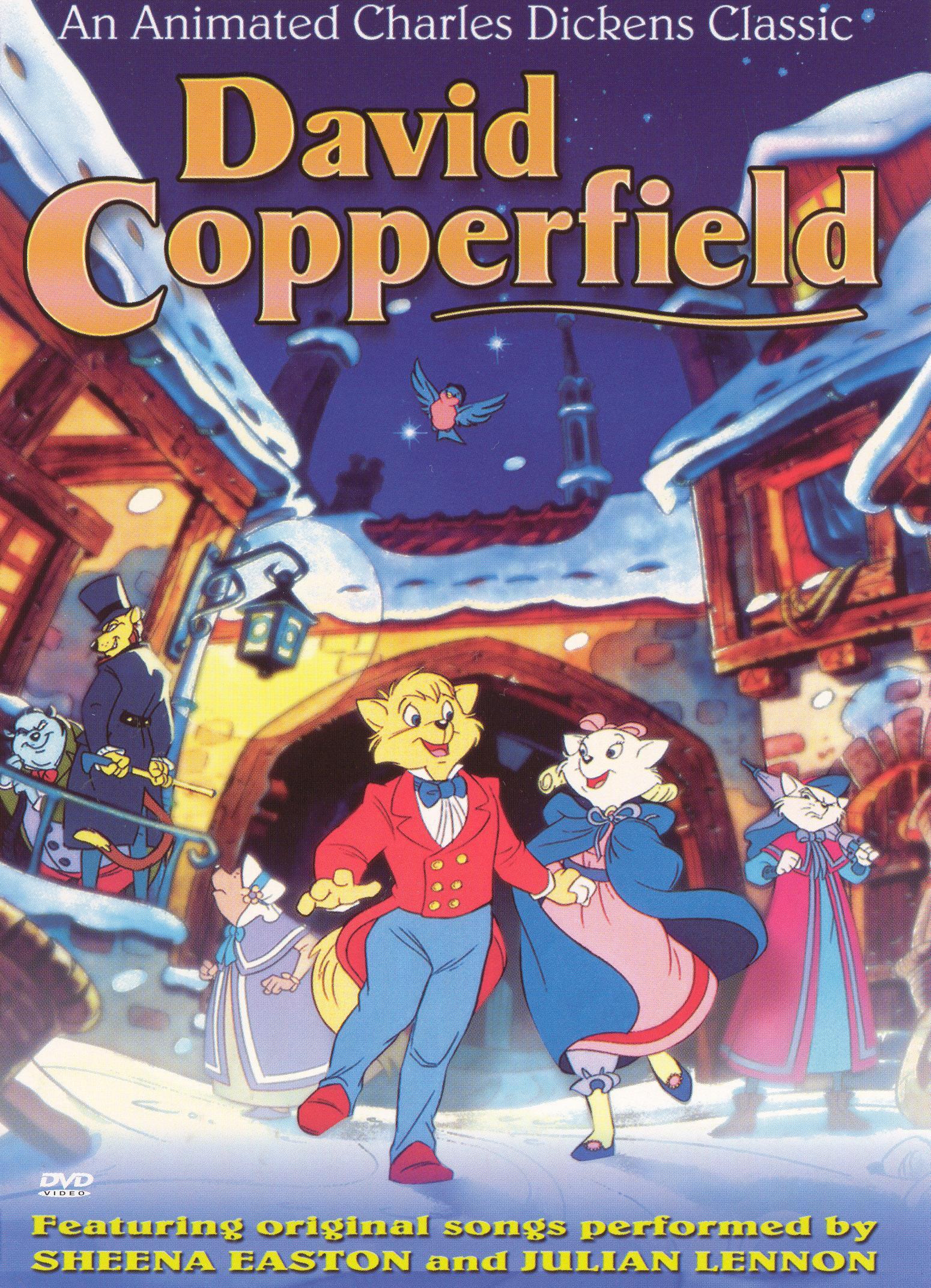 David Copperfield Christmas
