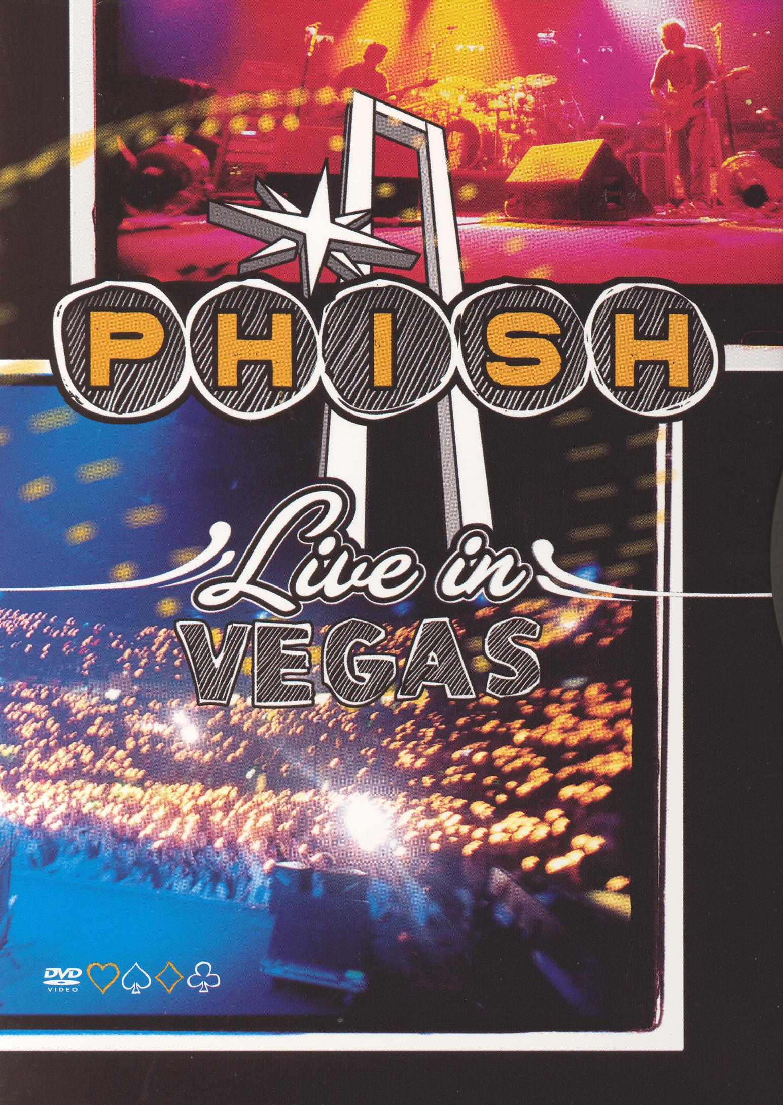 Phish: Live in Vegas