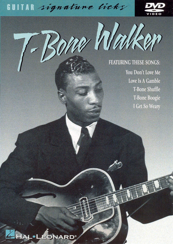 Guitar Signature Licks: T-Bone Walker