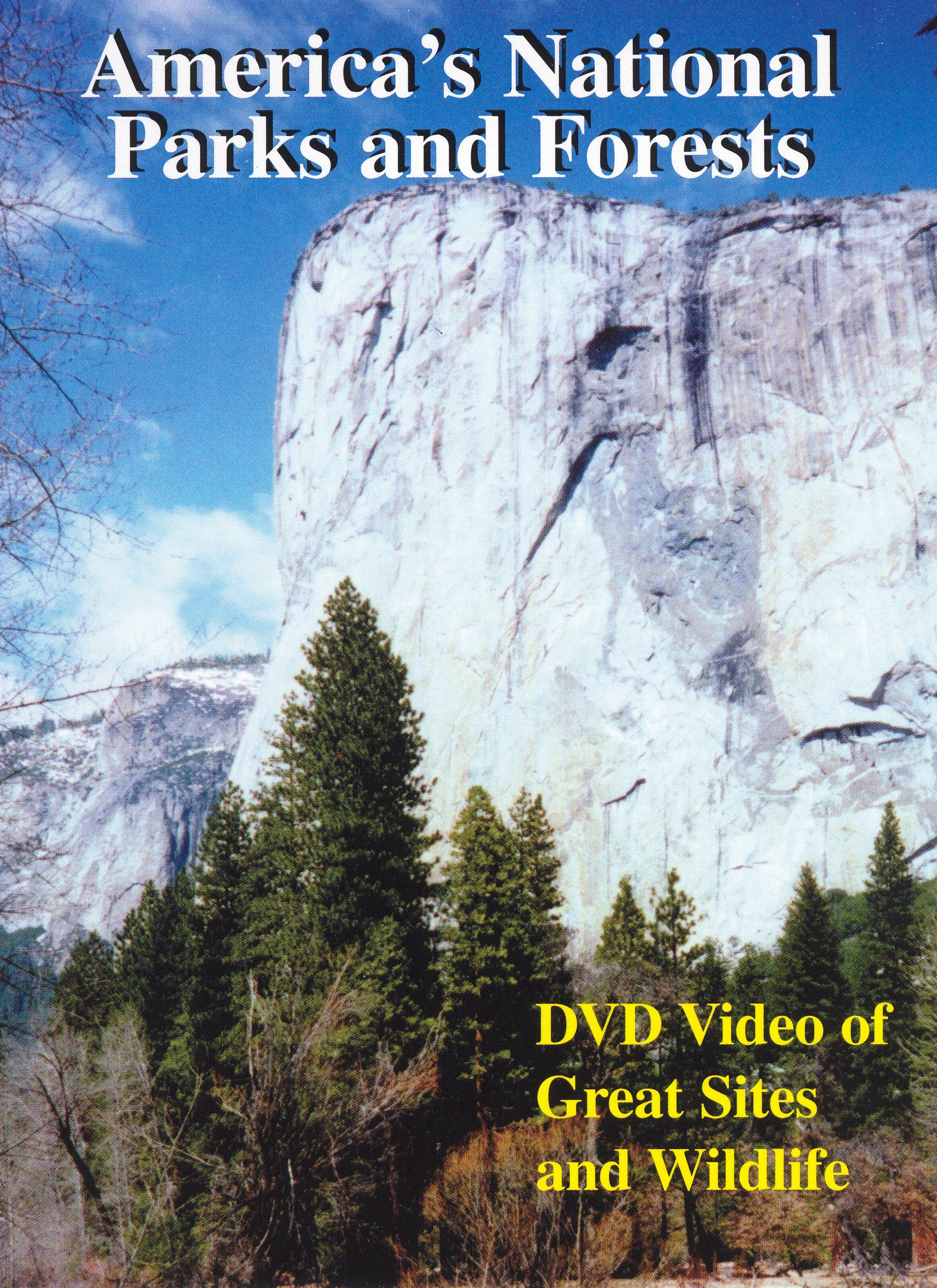 America's National Parks and Forests