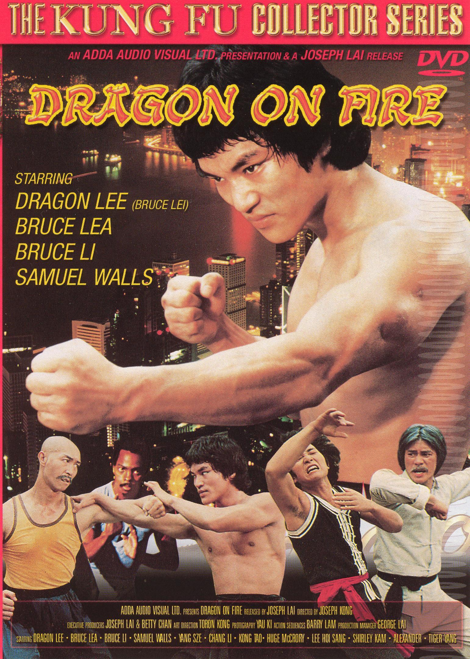 Dragon on Fire