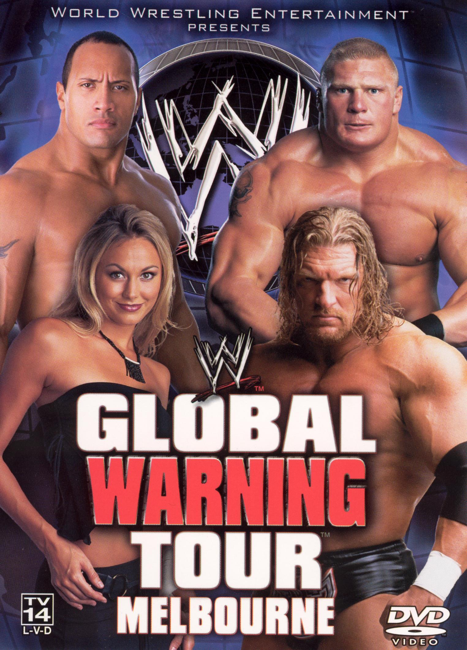 WWE: Global Warning - Melbourne