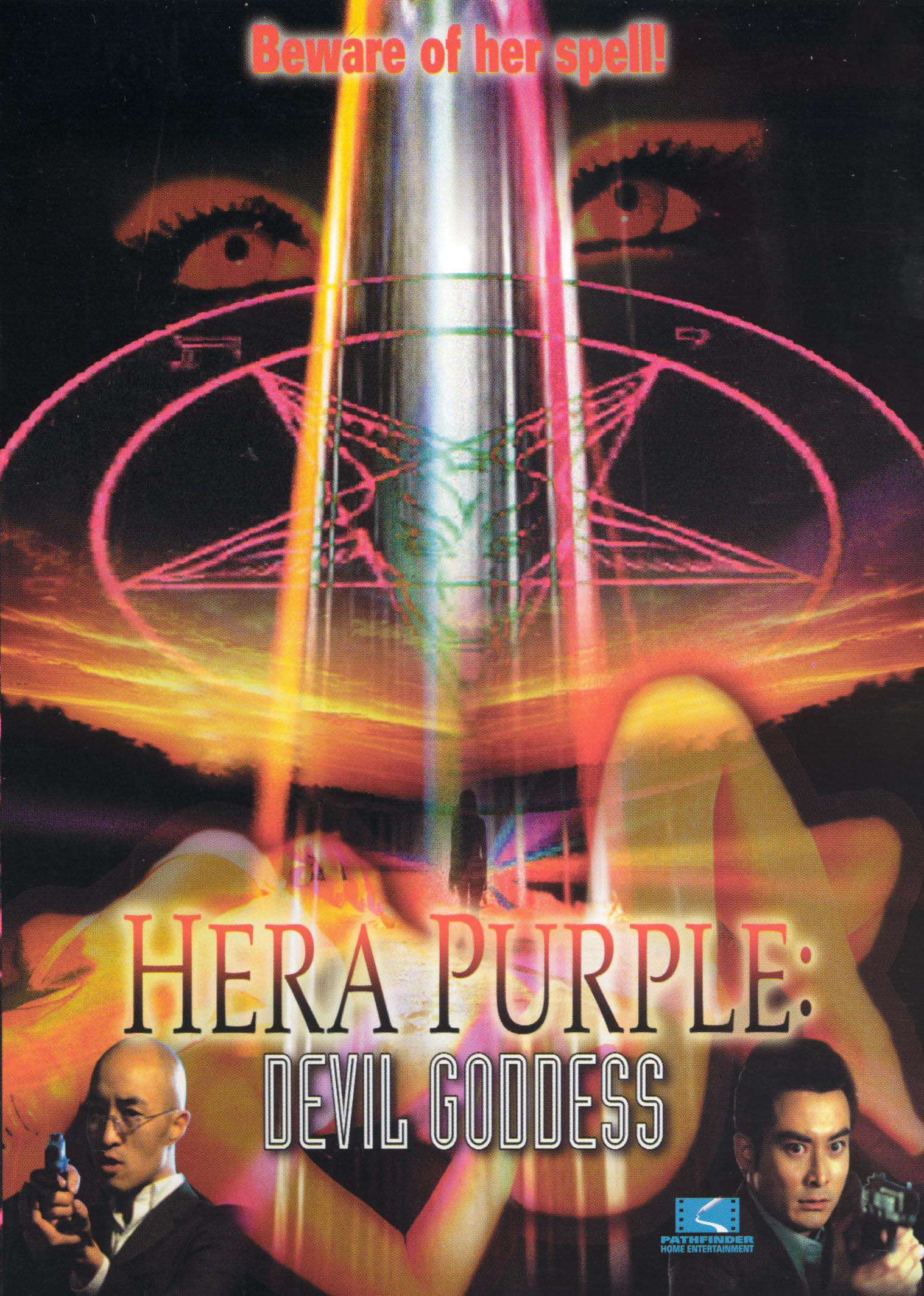 Hera Purple: Devil Goddess