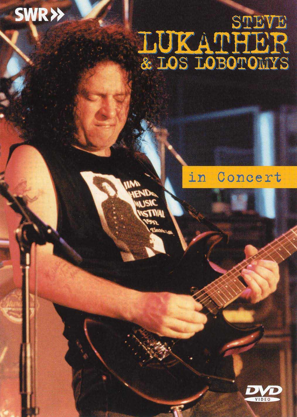 Ohne Filter - Musik Pur: Steve Lukather & Los Lobotomys in Concert