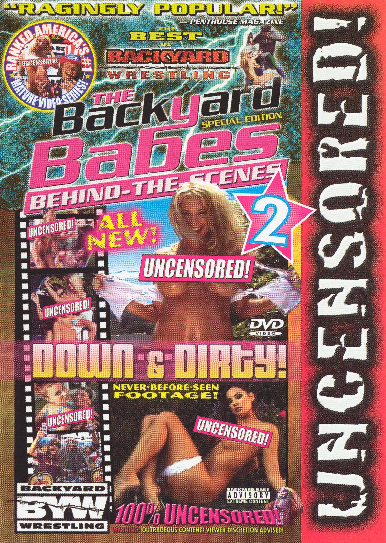 Backyard Babes 2: Down & Dirty!