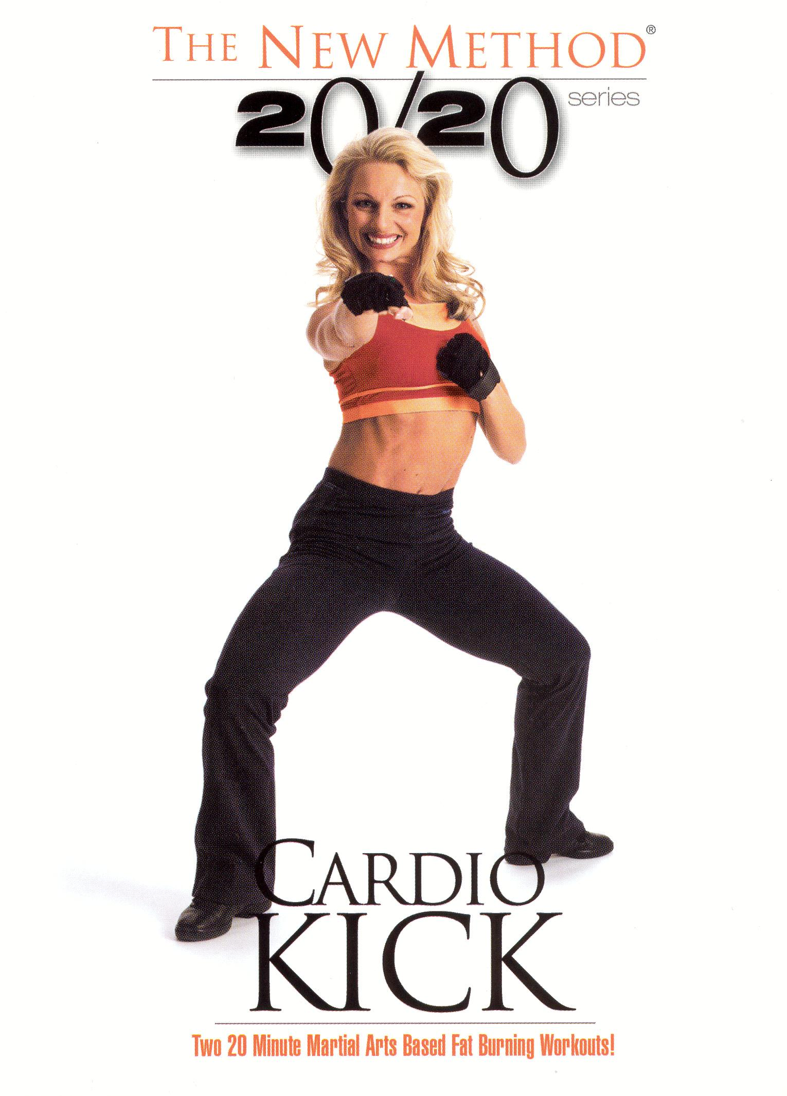The New Method 20/20: Cardio Kick