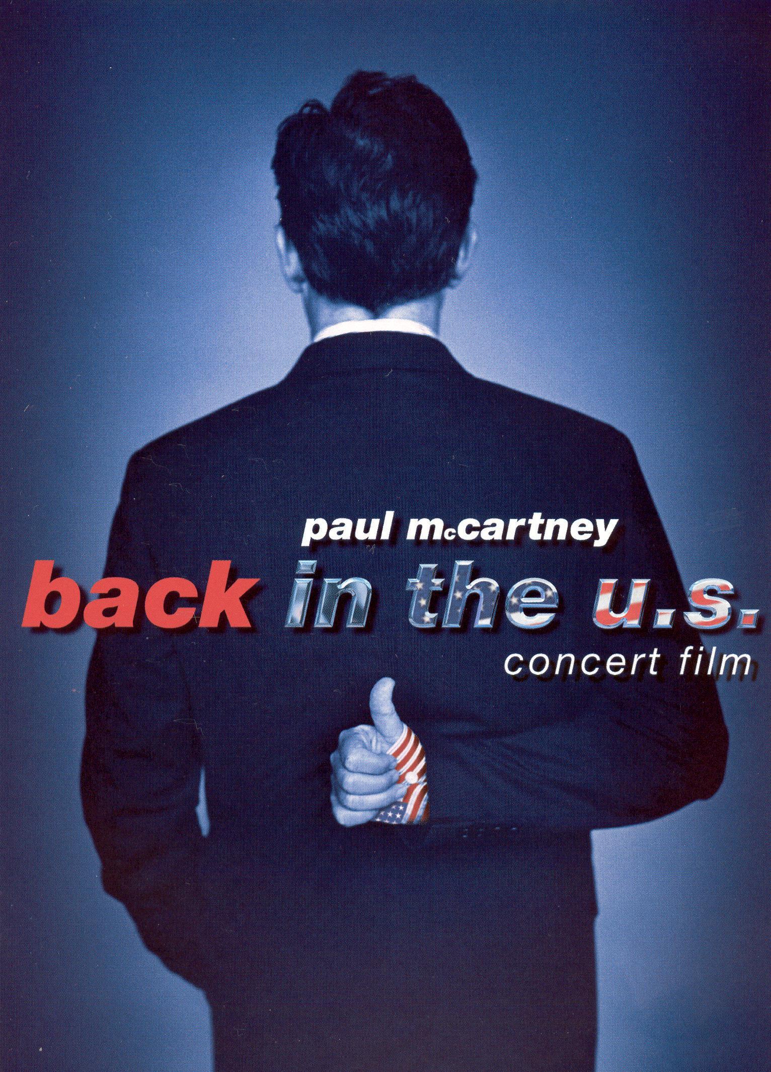 Paul McCartney: Back in the U.S. - Live 2002