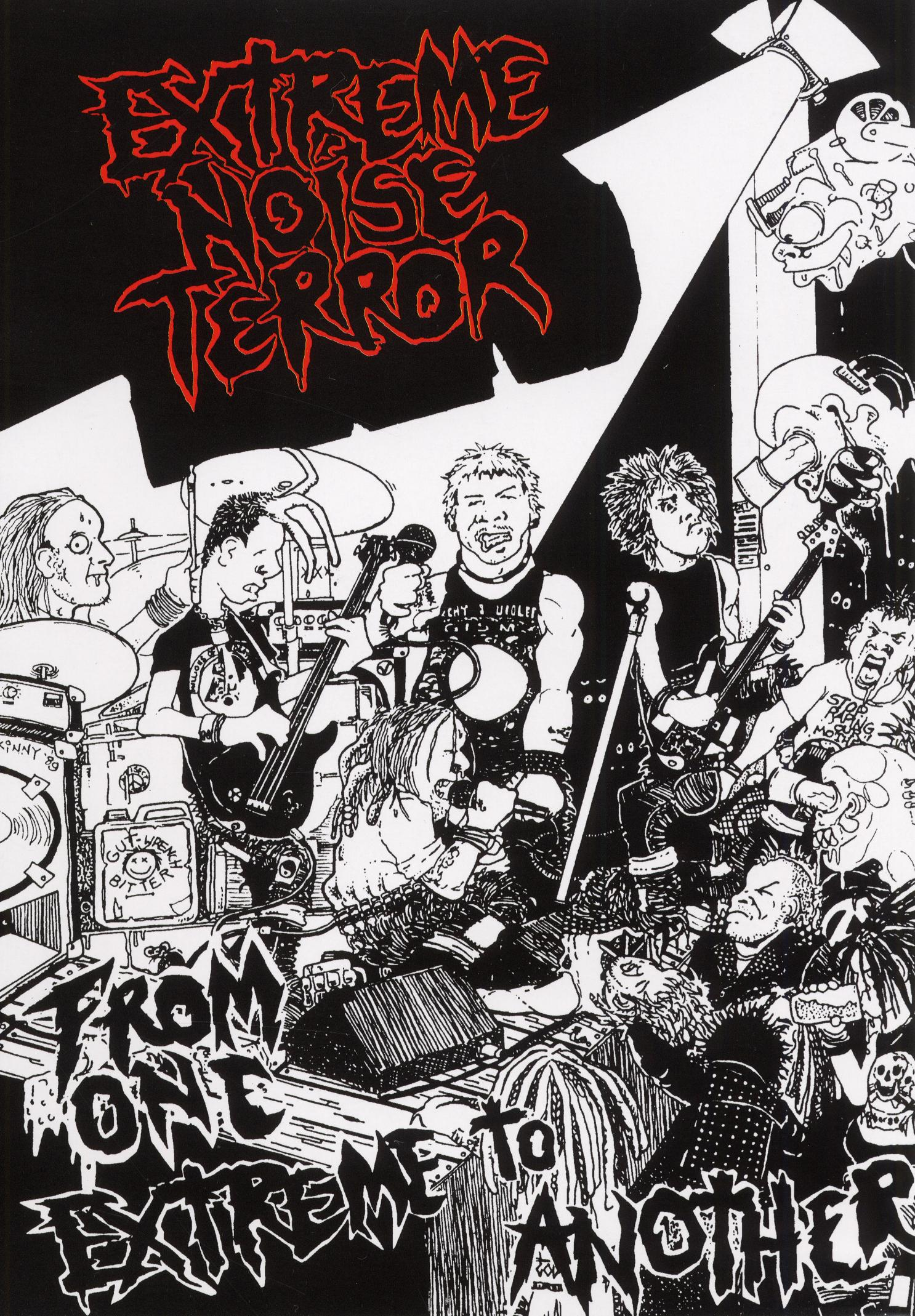 Extreme Noise Terror: From One Extreme to Another