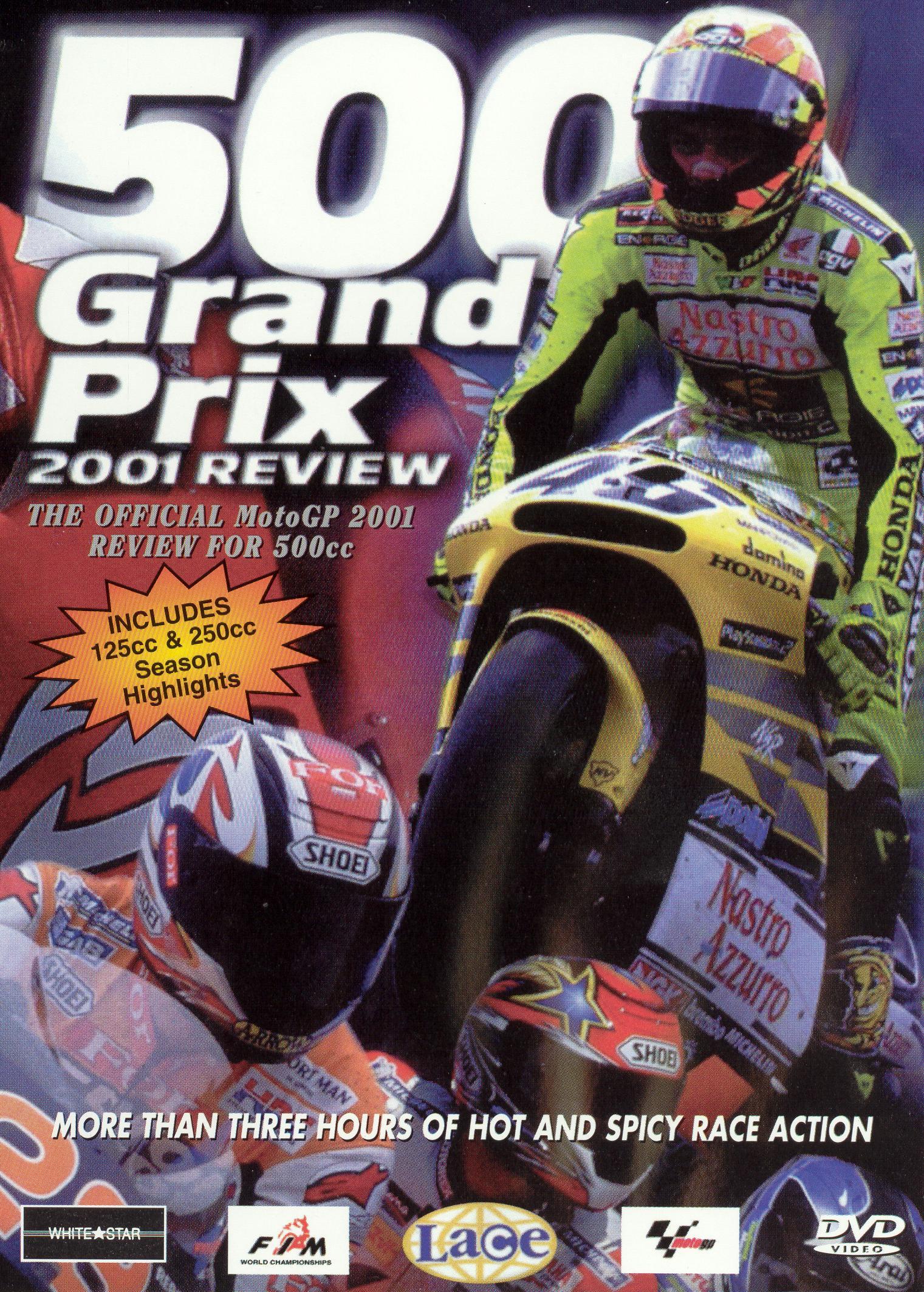 MotoGP Review 2001