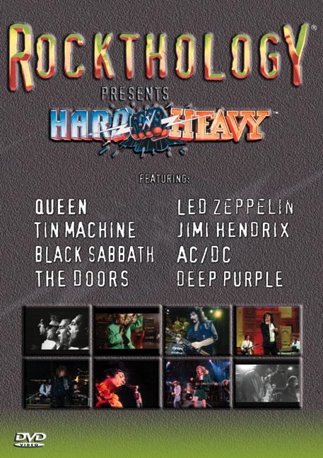 Rockthology Presents: Hard 'N' Heavy, Vol. 4