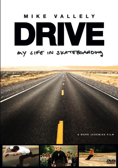 Drive: My Life in Skateboarding