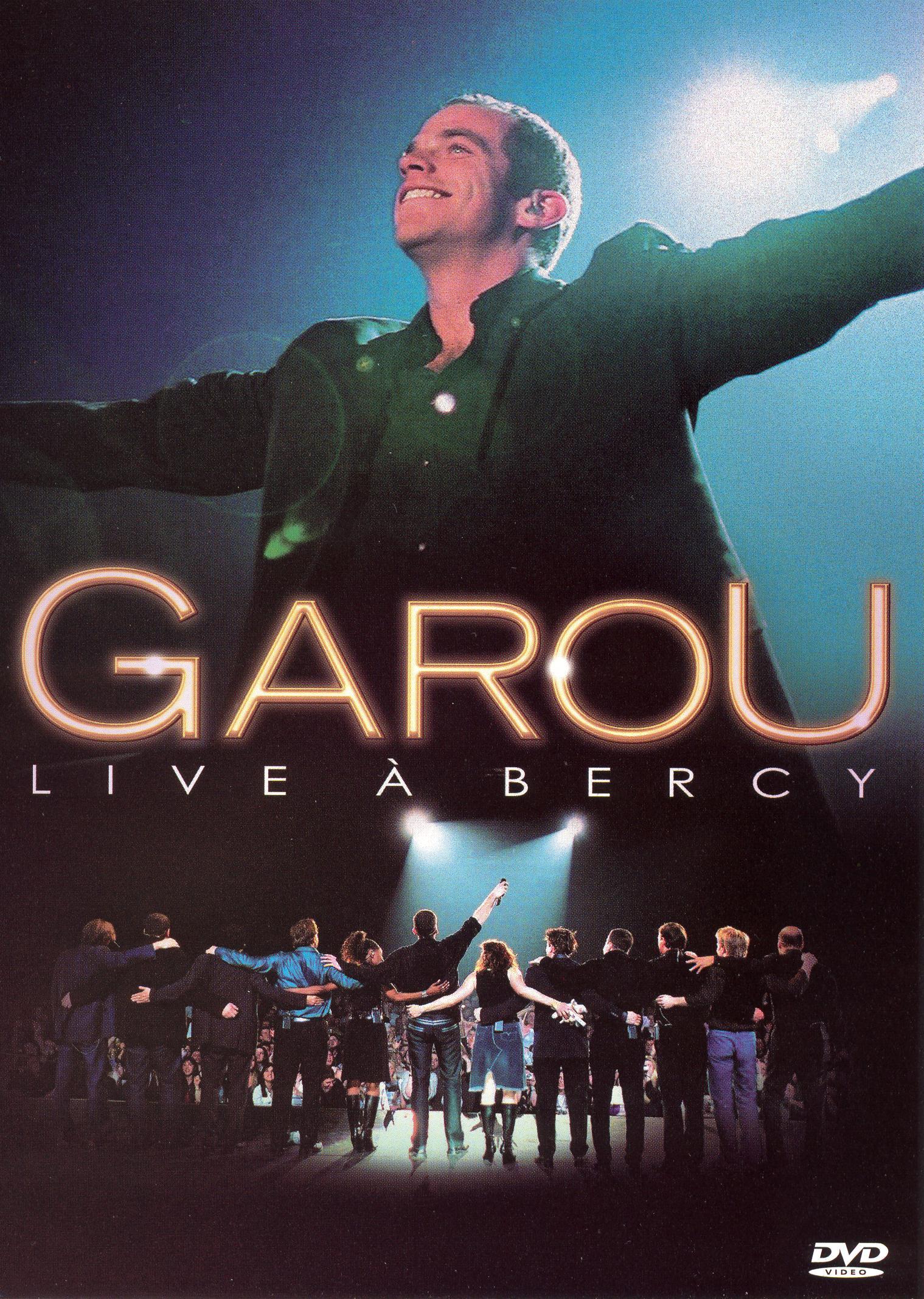 Garou: Live à Bercy