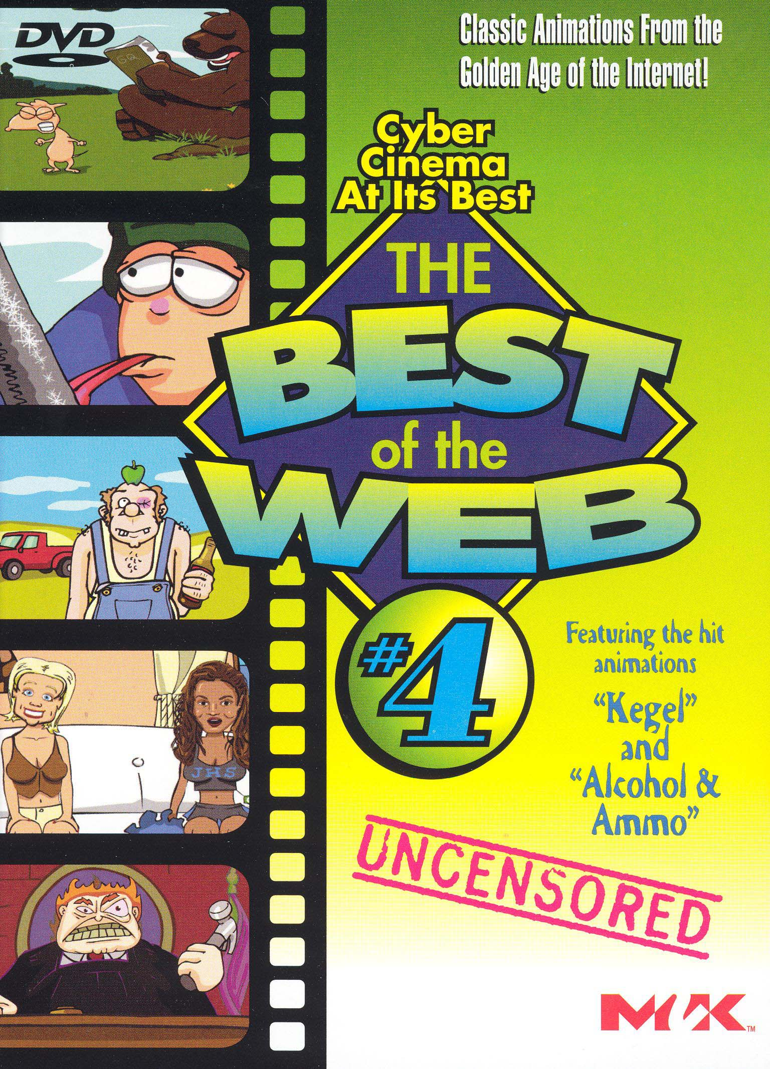 Best of the Web, Vol. 4