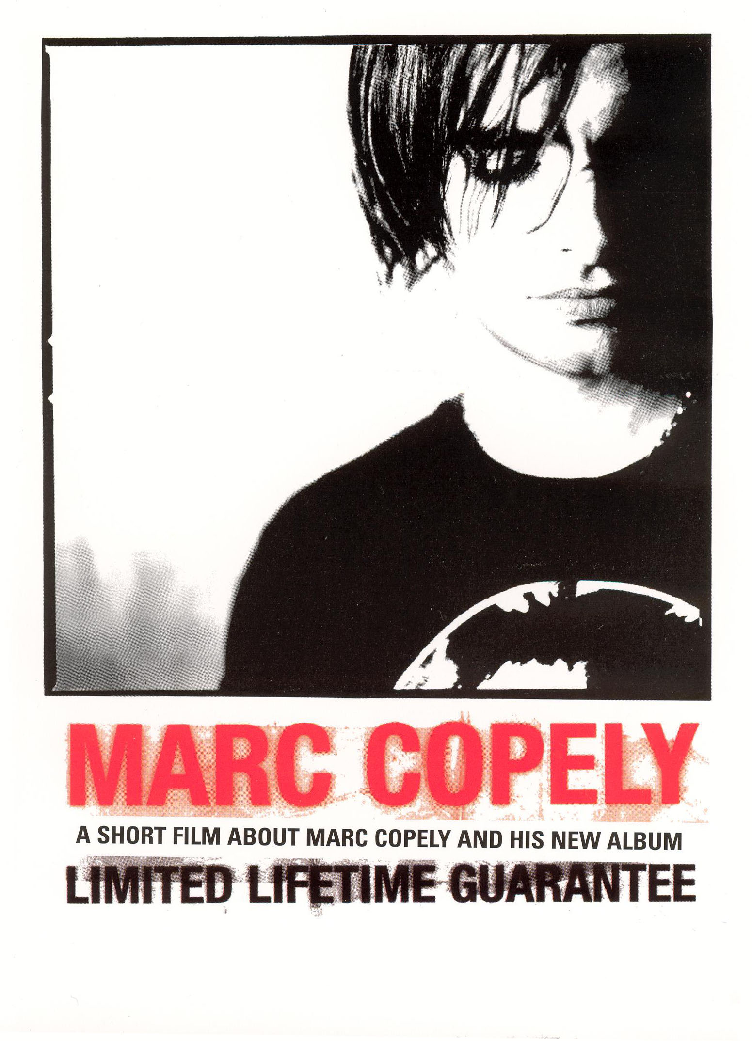 Marc Copely: A Short Film About Marc Copely and His New Album Limited Lifetime Guarantee