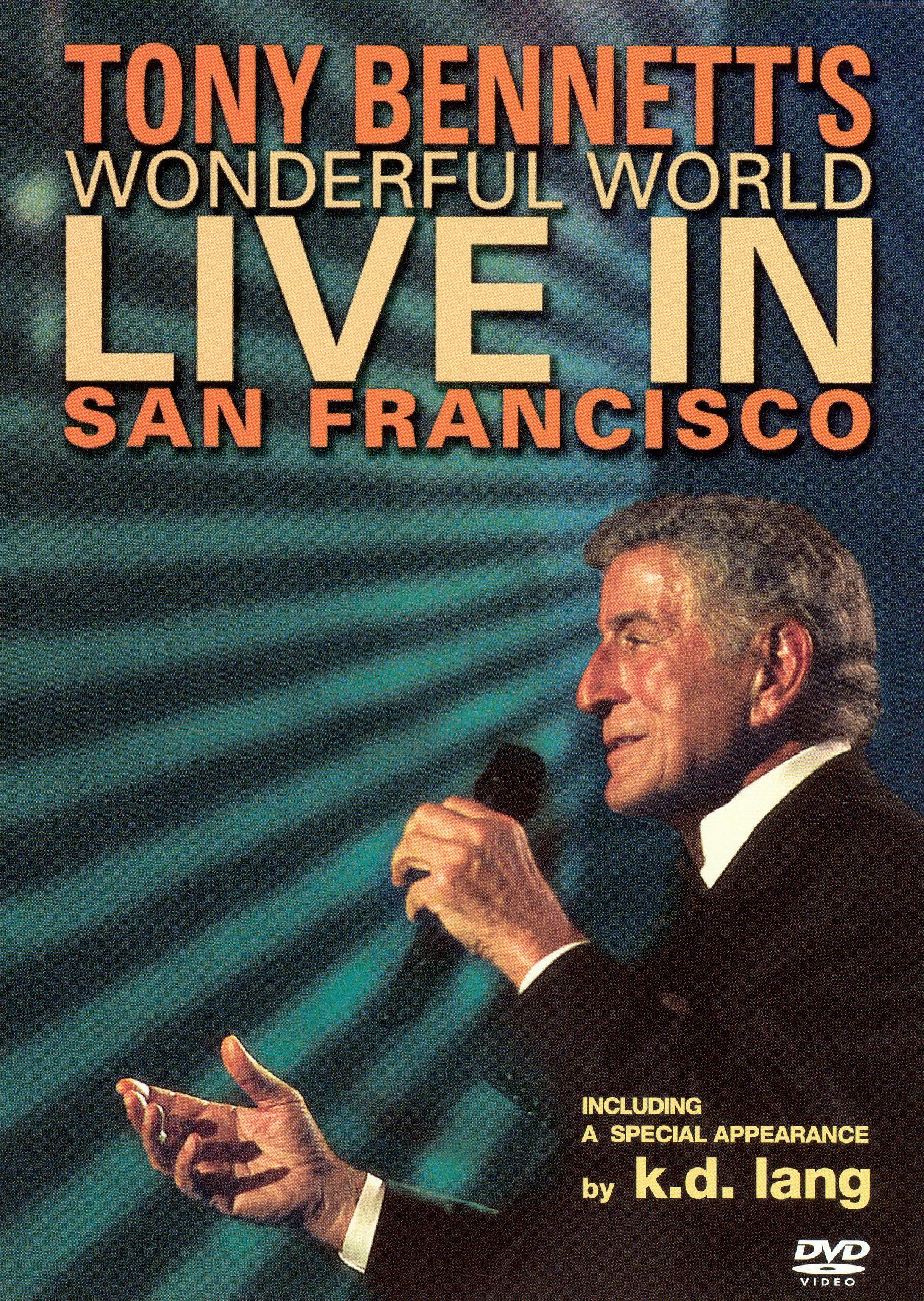 Tony Bennett's Wonderful World: Live in San Francisco