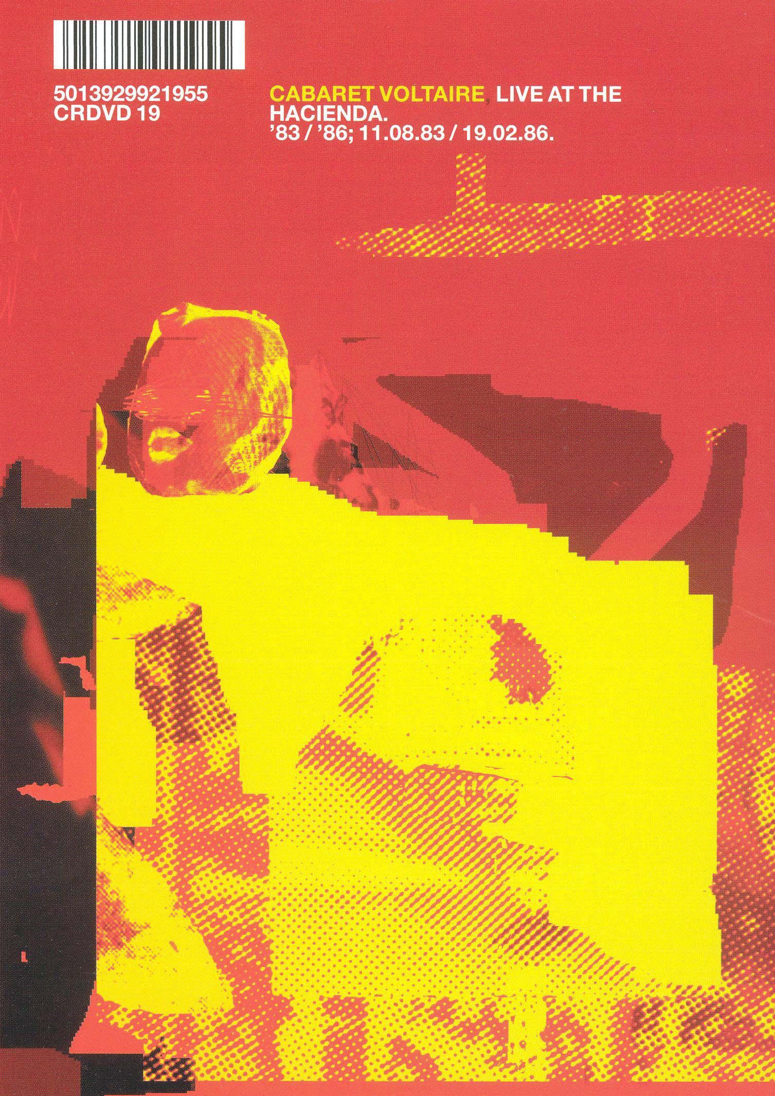 Cabaret Voltaire: Live at The Hacienda 83/86