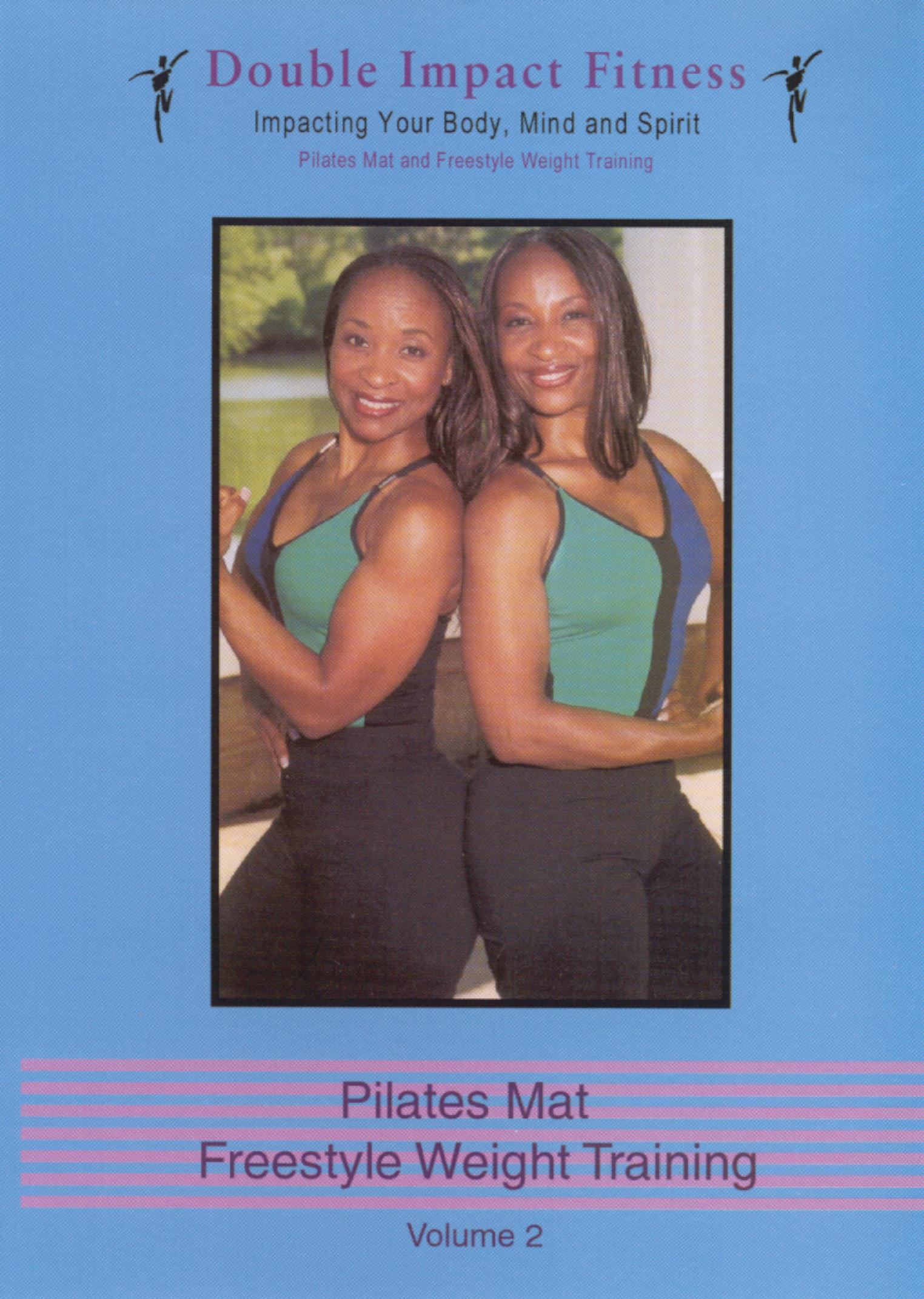 Double Impact Fitness: Pilates and Freestyle Training