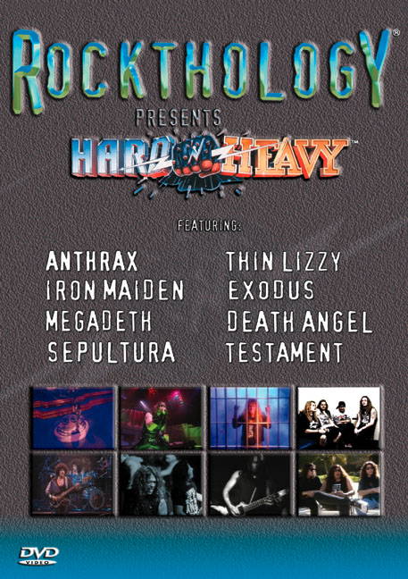 Rockthology Presents: Hard 'N' Heavy, Vol. 5