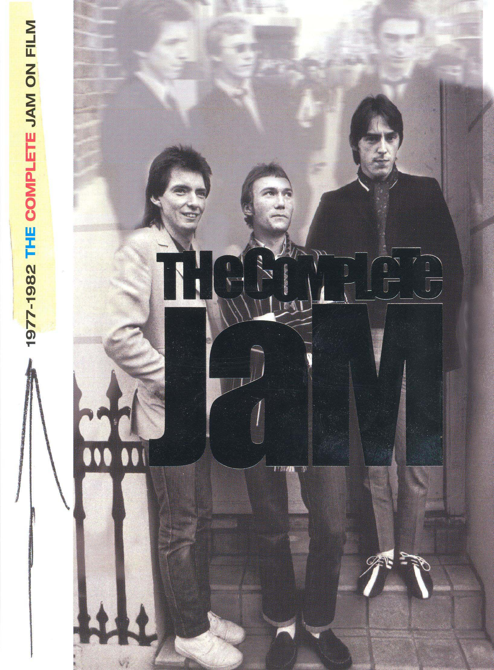 The Jam: The Complete Jam