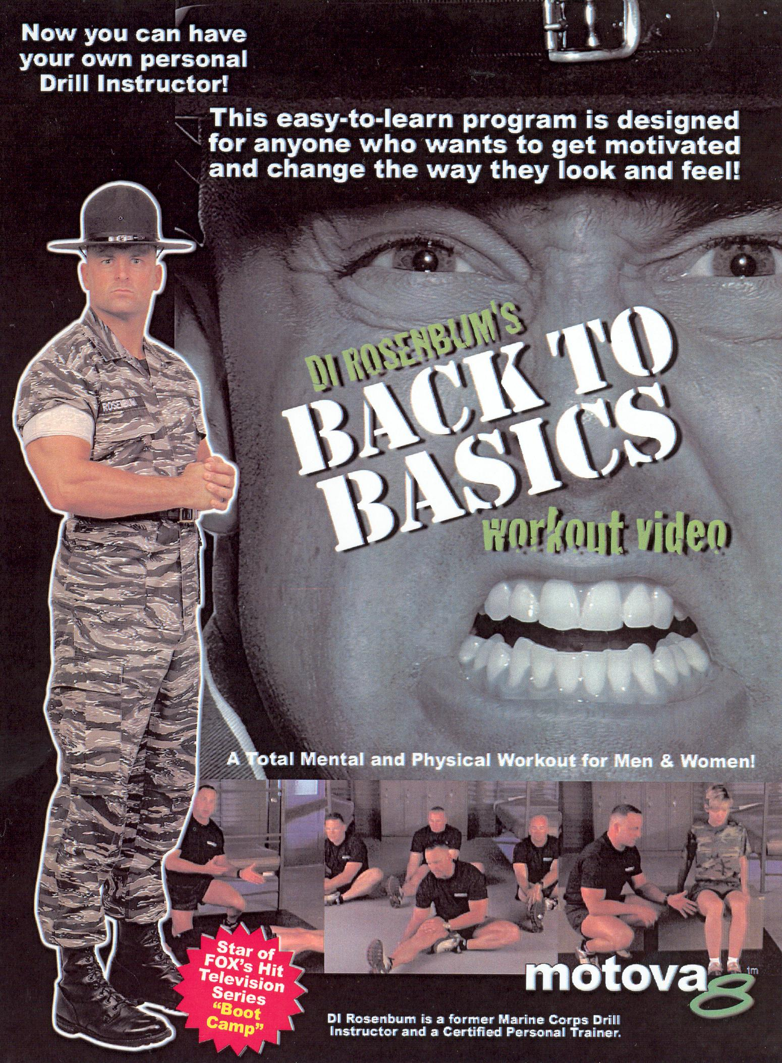 Di Rosenbum: Back to Basics Workout