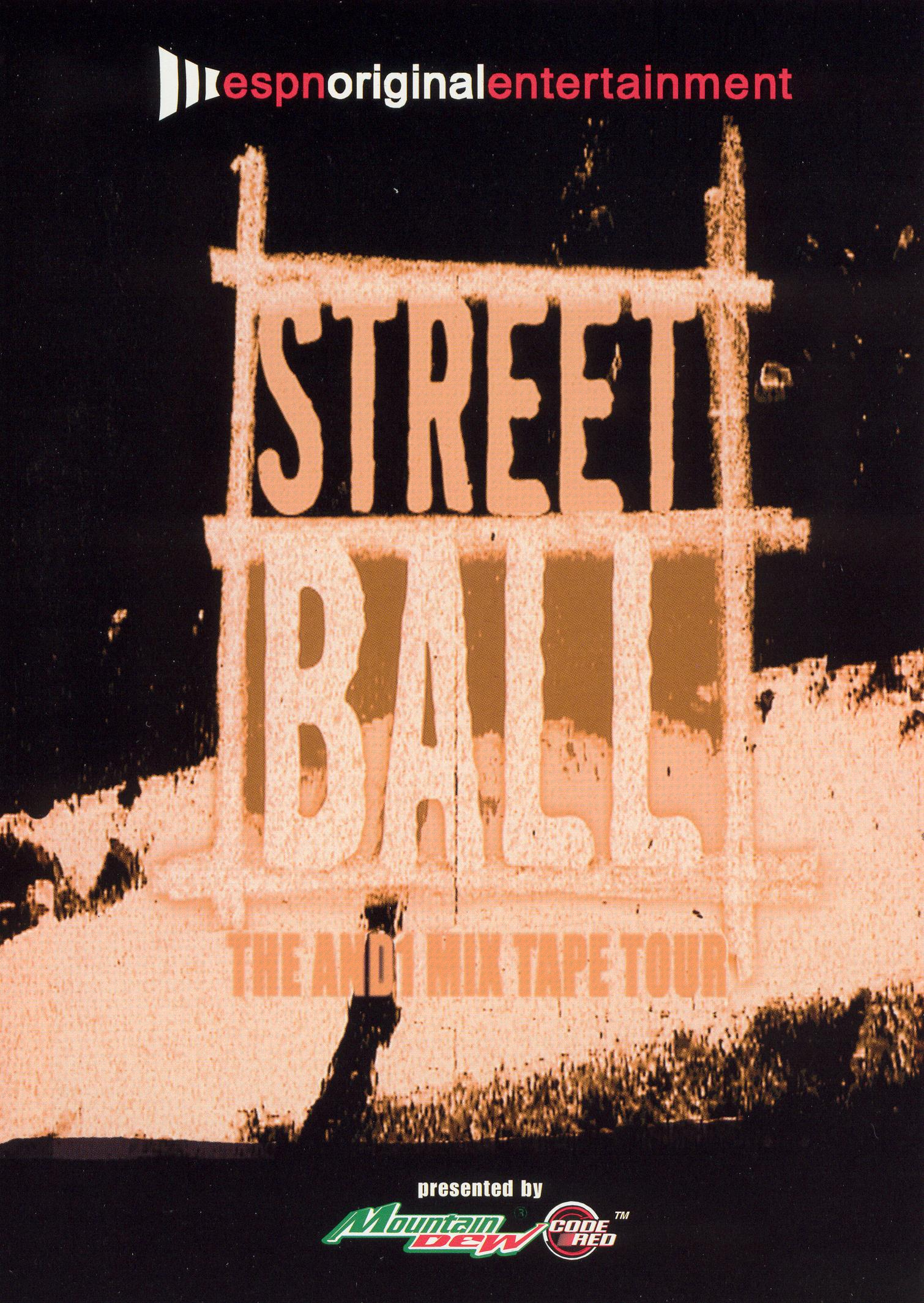 Streetball: The And1 Mix Tape Tour