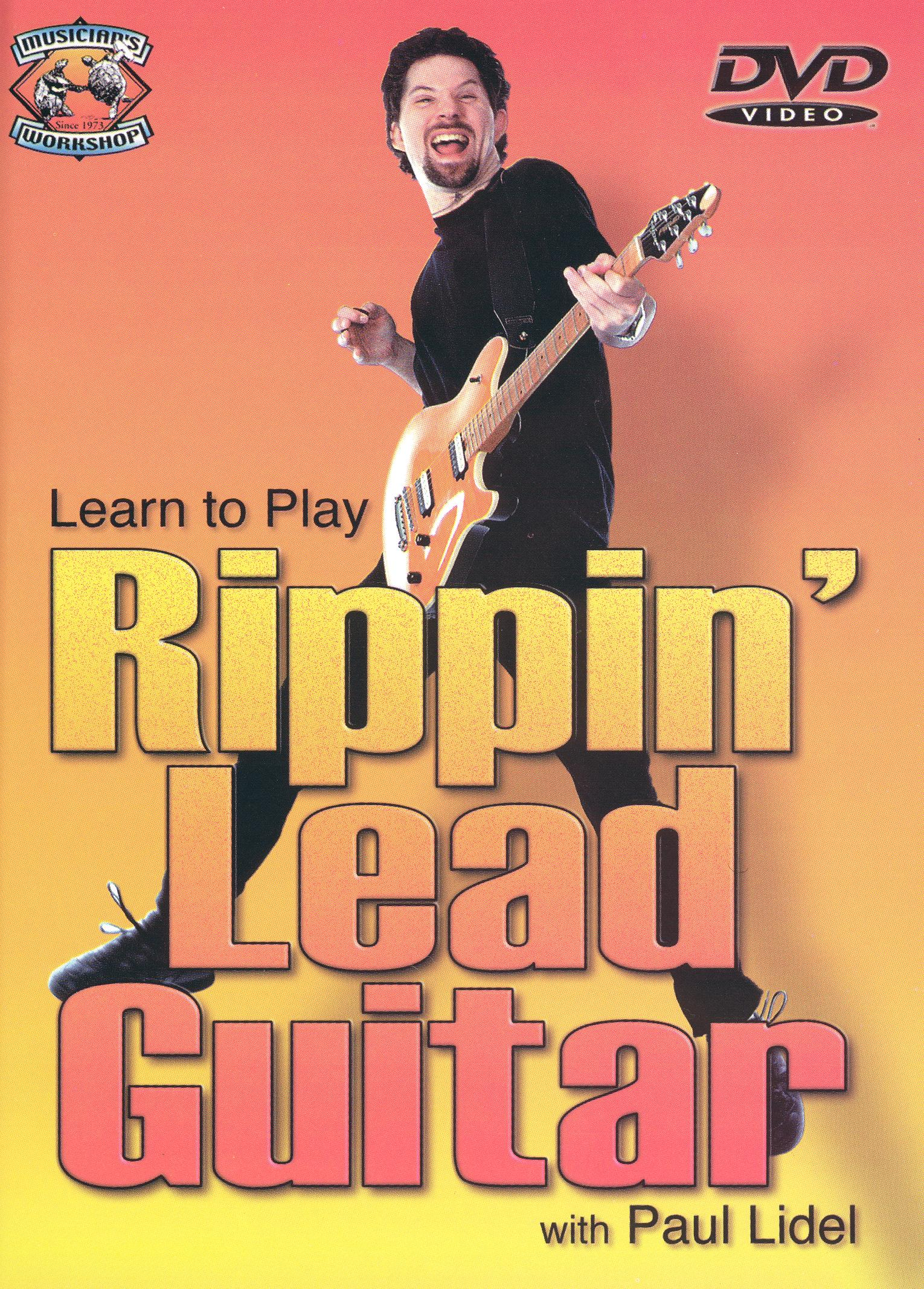 Rippin' Lead Guitar