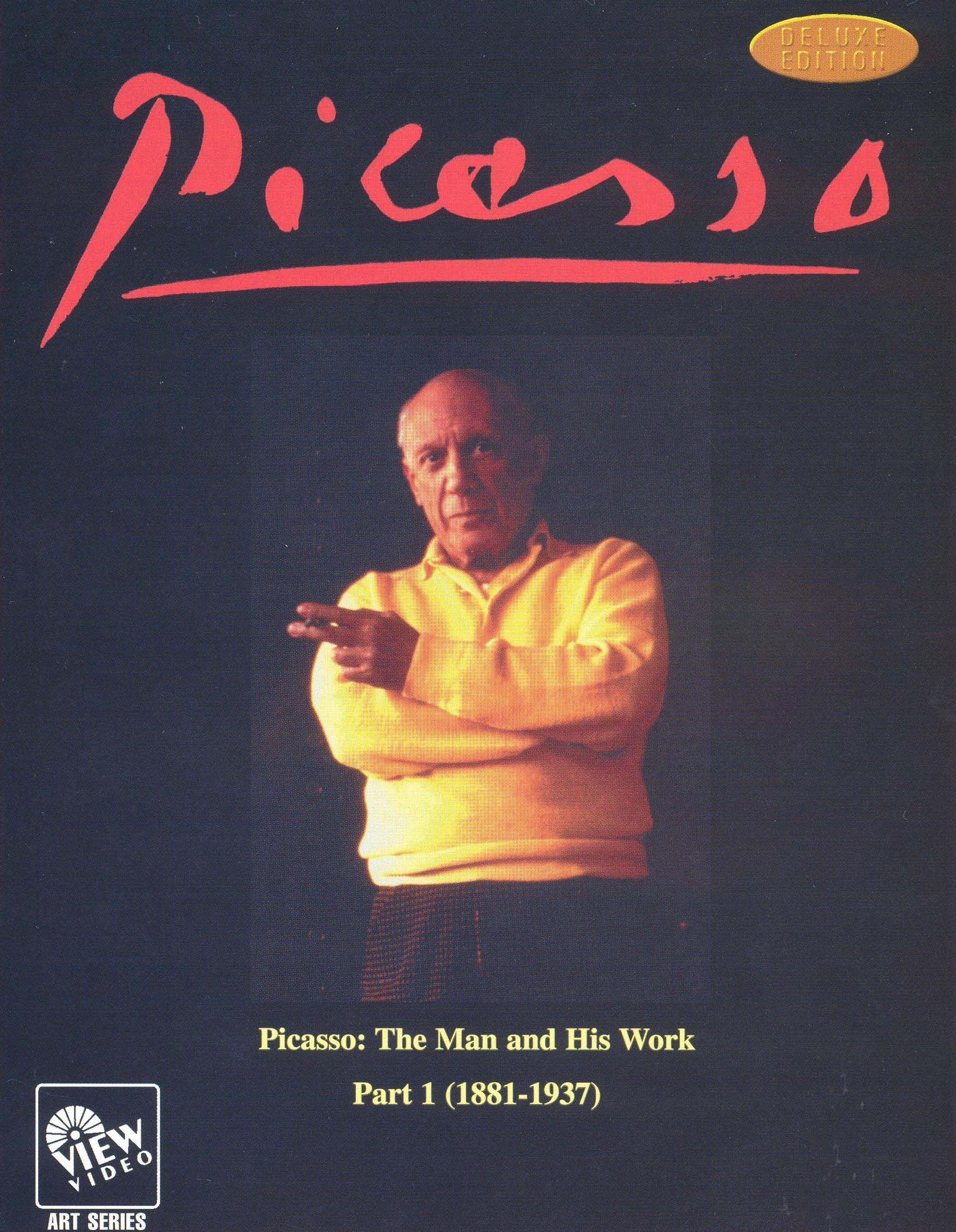 Picasso: The Man and His Work, Part 1 - 1881-1937