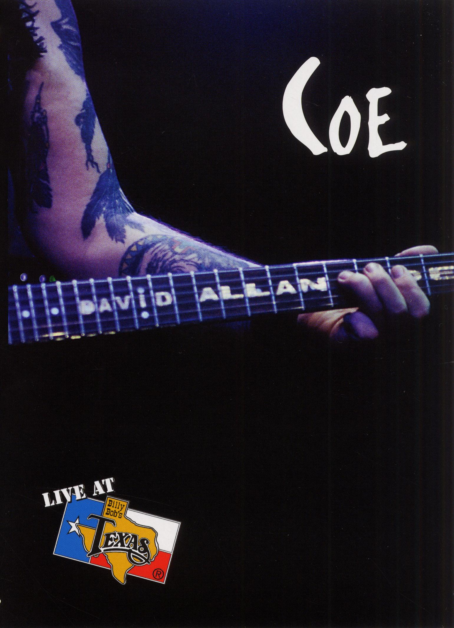 David Allan Coe: Live at Billy Bob's Texas