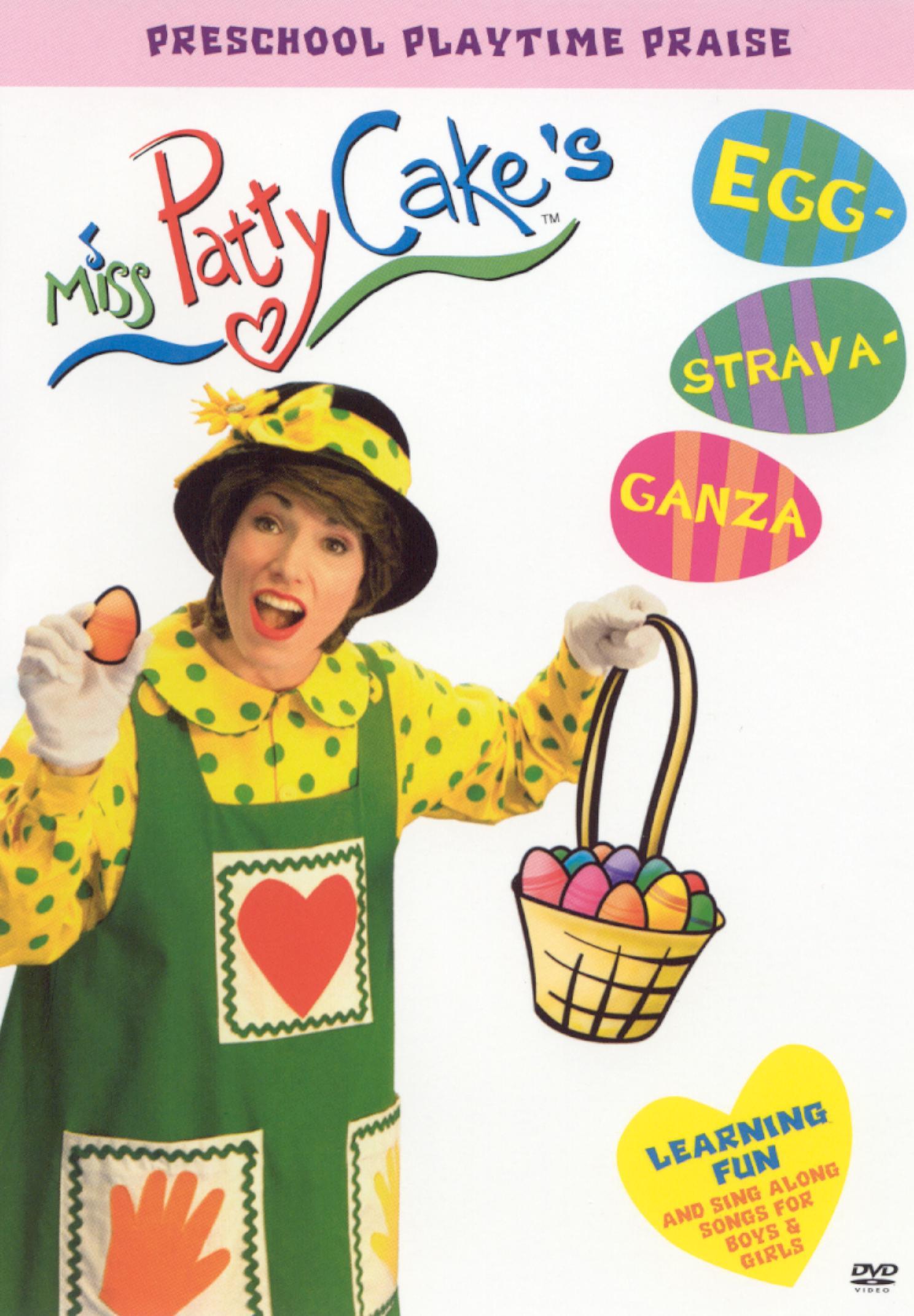 Miss Pattycake: Eggstravaganza