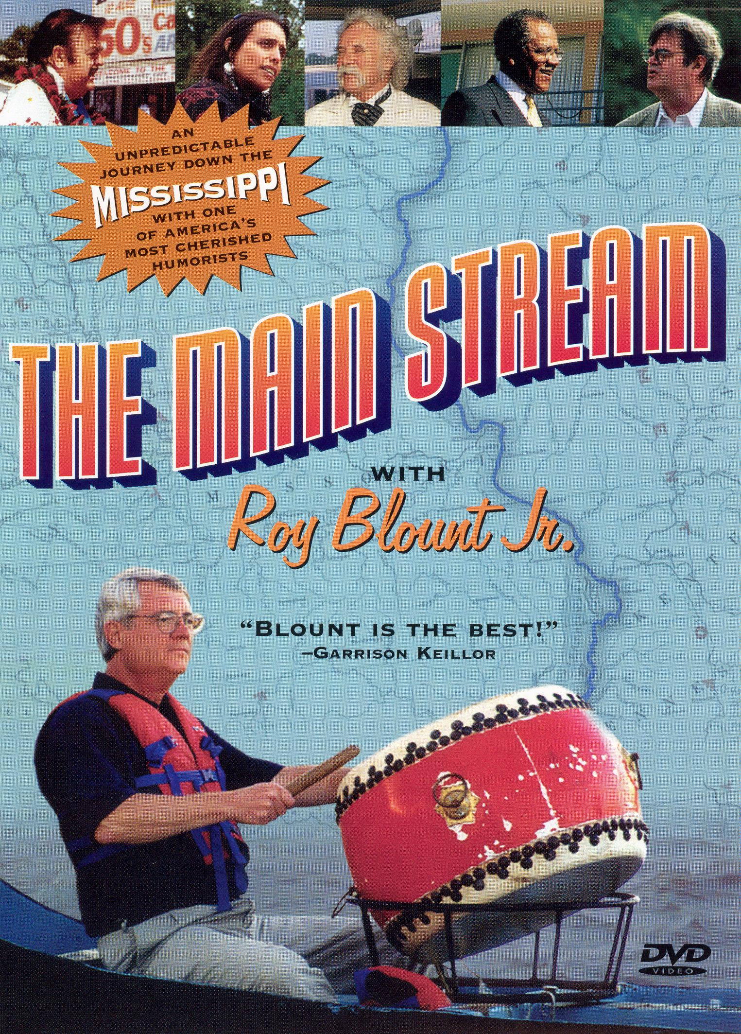 The Main Stream with Roy Blount Jr.