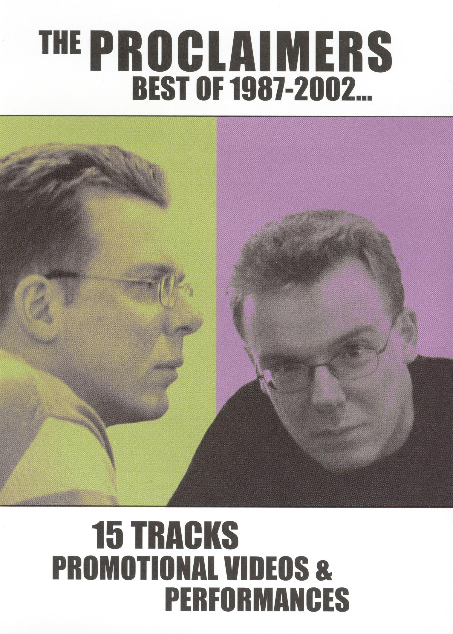 The Proclaimers: The Best of 1987-2002...
