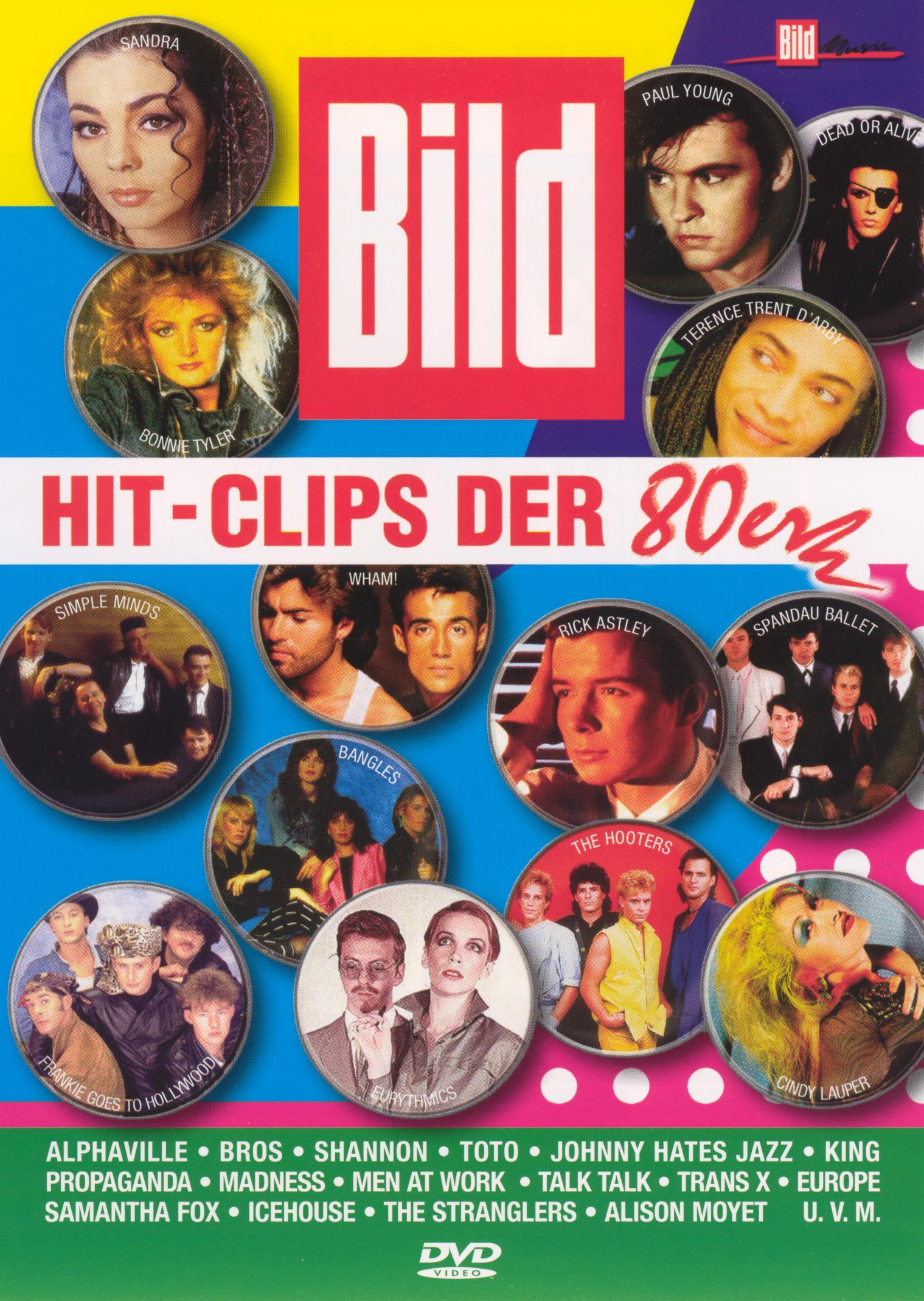 Bild: Hit-Clips der '80s