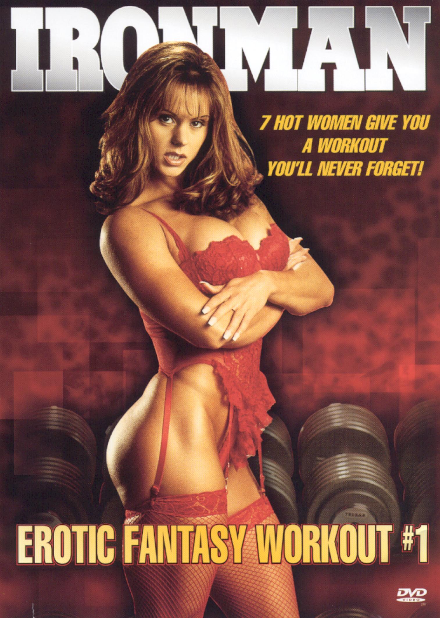 Ironman: Erotic Fantasy Workout, Vol. 1