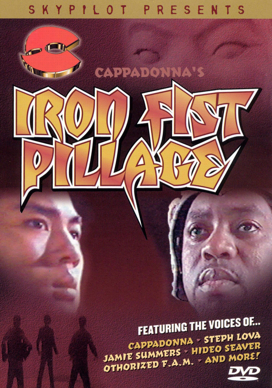 Cappadonna's Iron Fist Pillage
